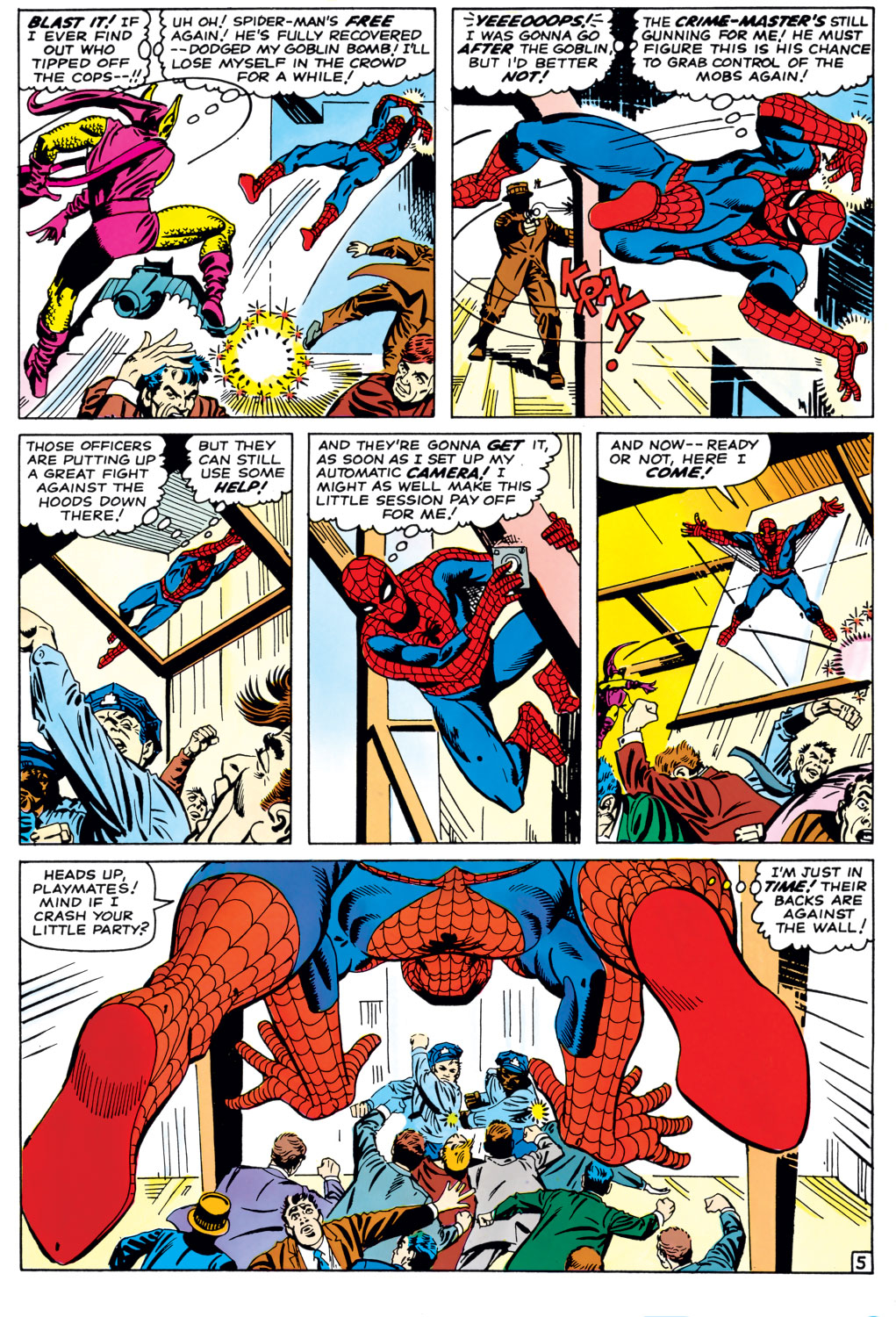 The Amazing Spider-Man (1963) 27 Page 5