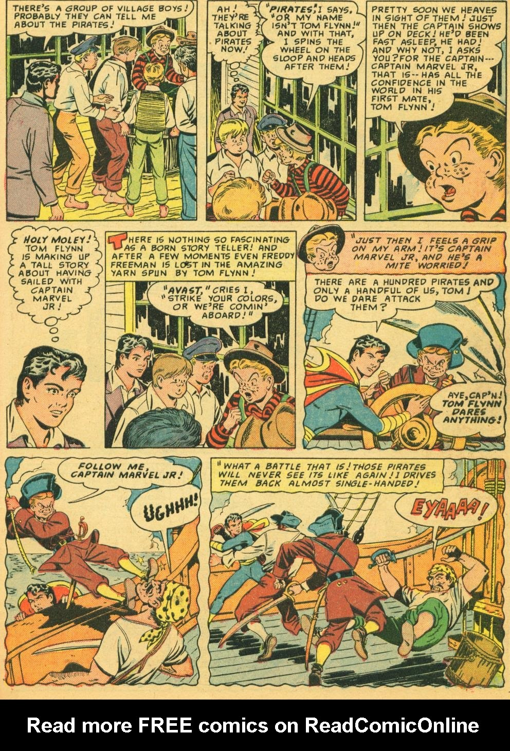 Captain Marvel, Jr. issue 82 - Page 27