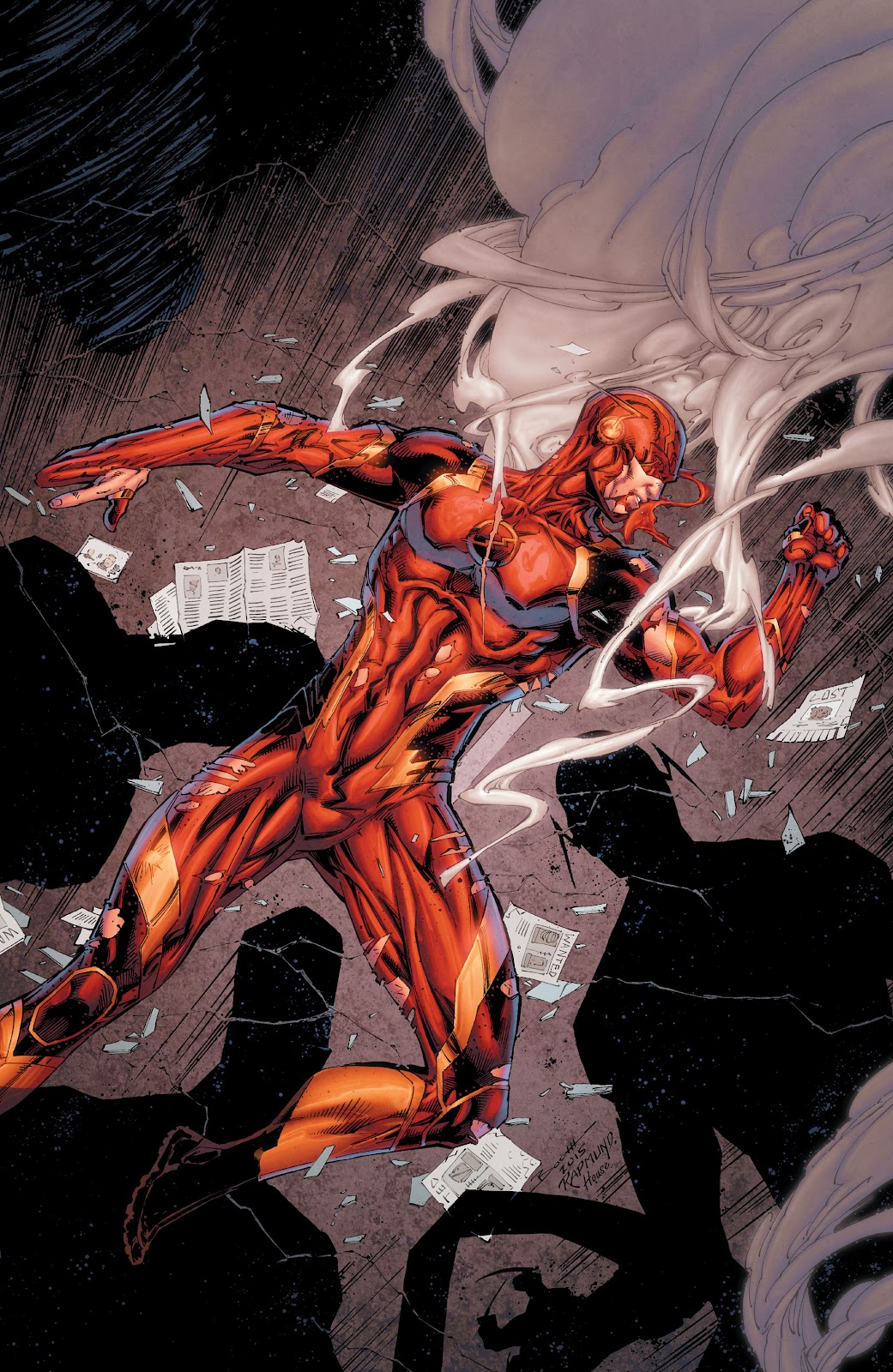 Read online The Flash (2011) comic -  Issue # _TPB 8 (Part 2) - 62