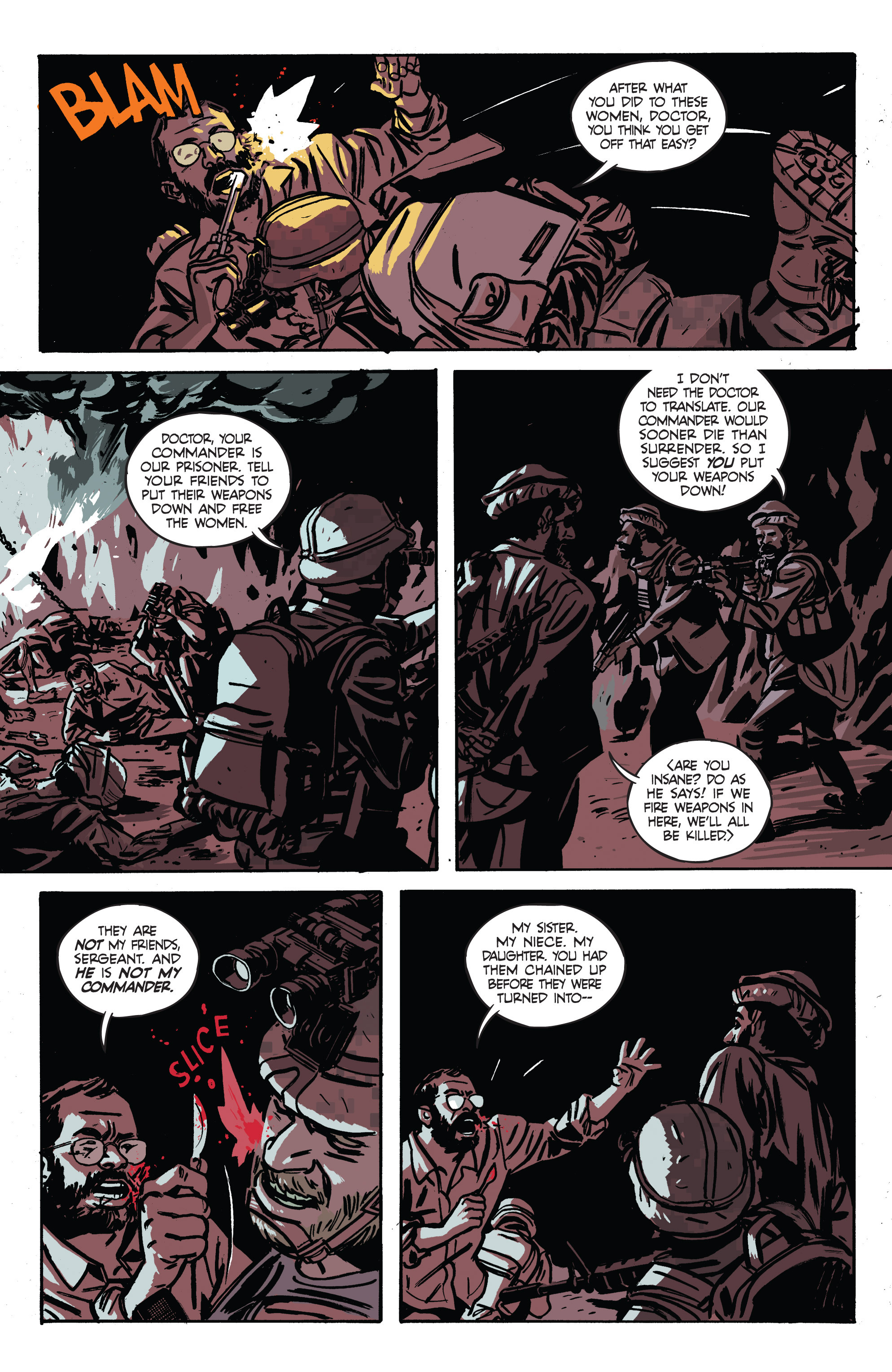 Read online Graveyard of Empires comic -  Issue # TPB - 105