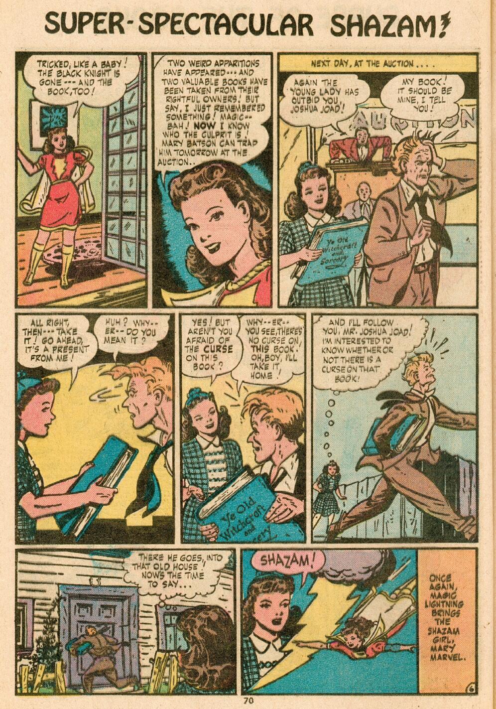 Read online Shazam! (1973) comic -  Issue #14 - 58