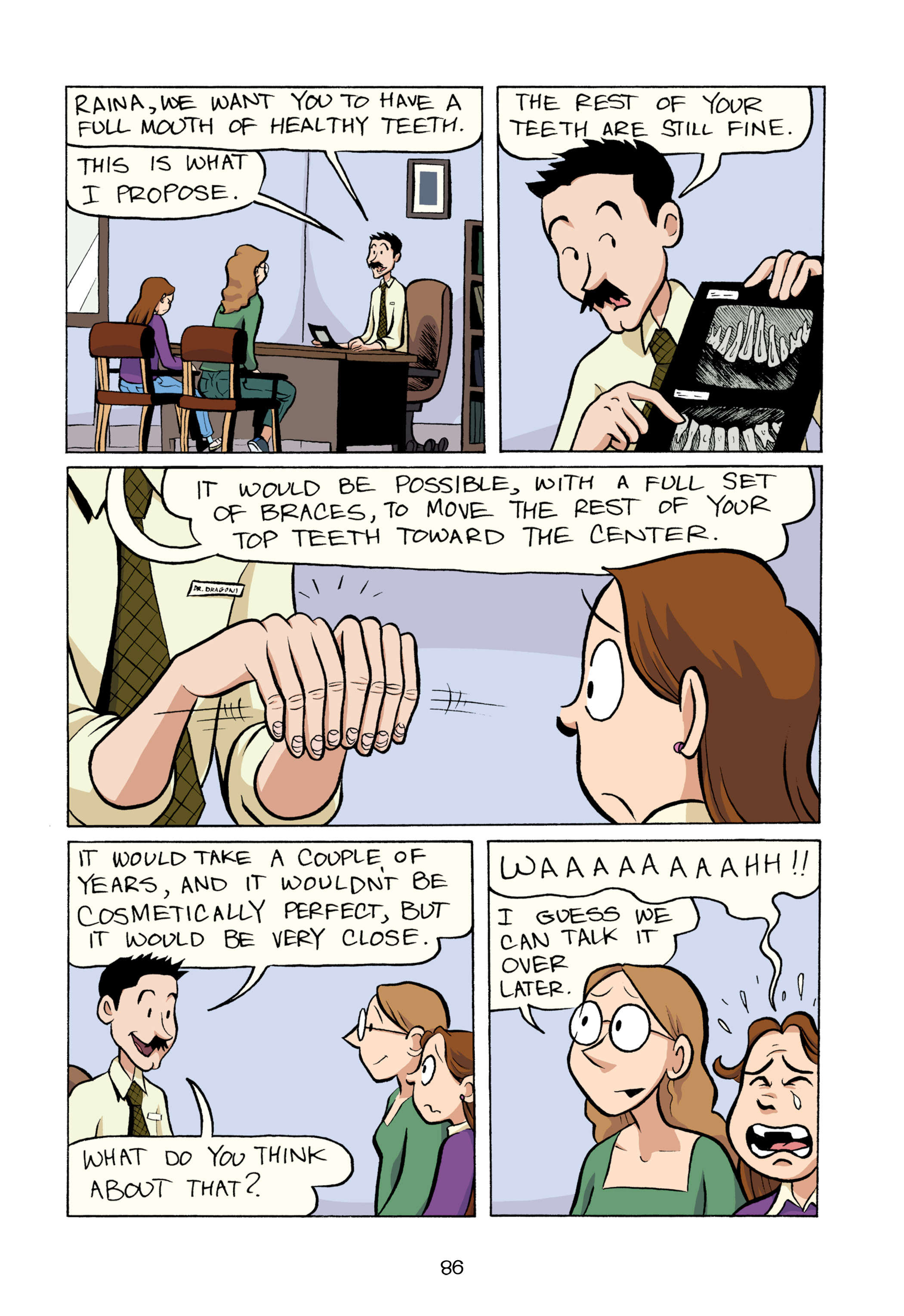 Read online Smile comic -  Issue # TPB - 92
