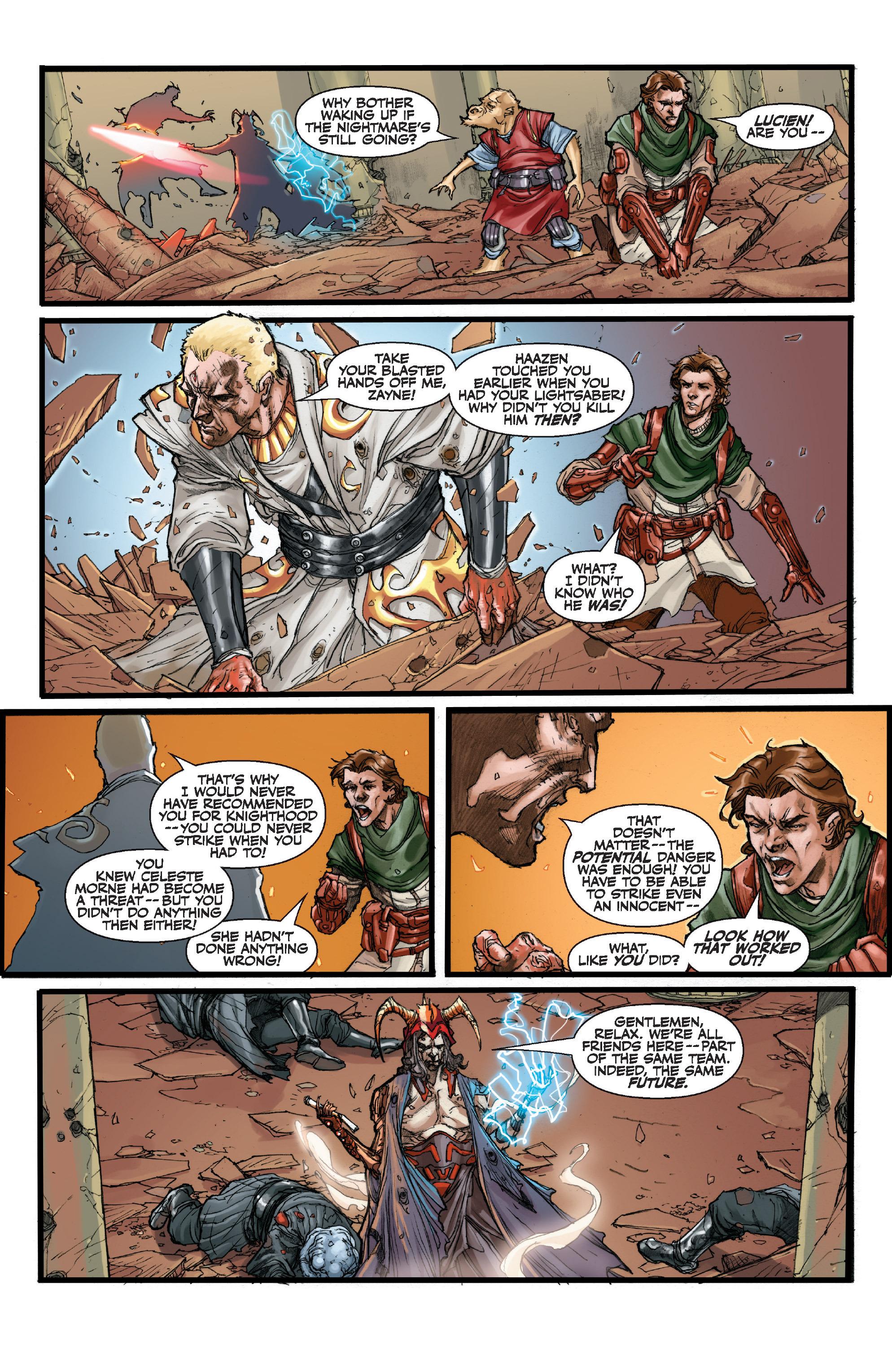 Read online Star Wars Omnibus comic -  Issue # Vol. 32 - 355