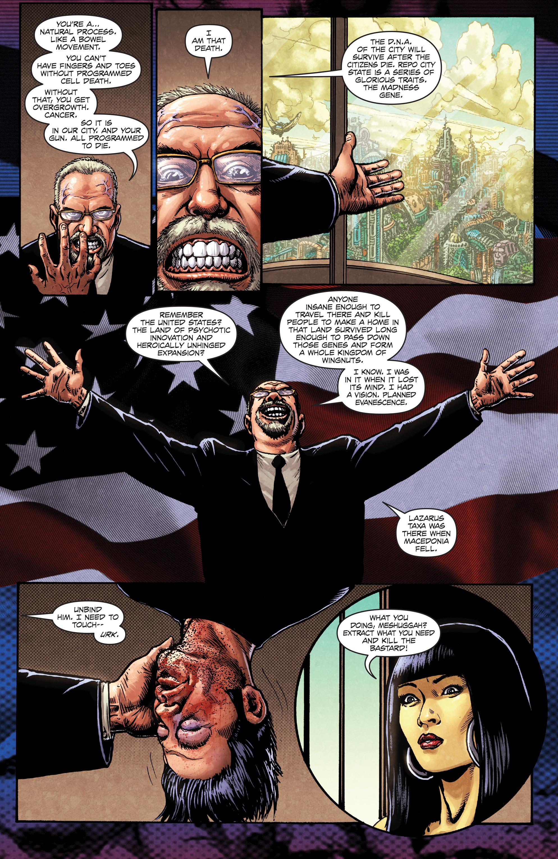 Read online Ballistic (2013) comic -  Issue #5 - 21