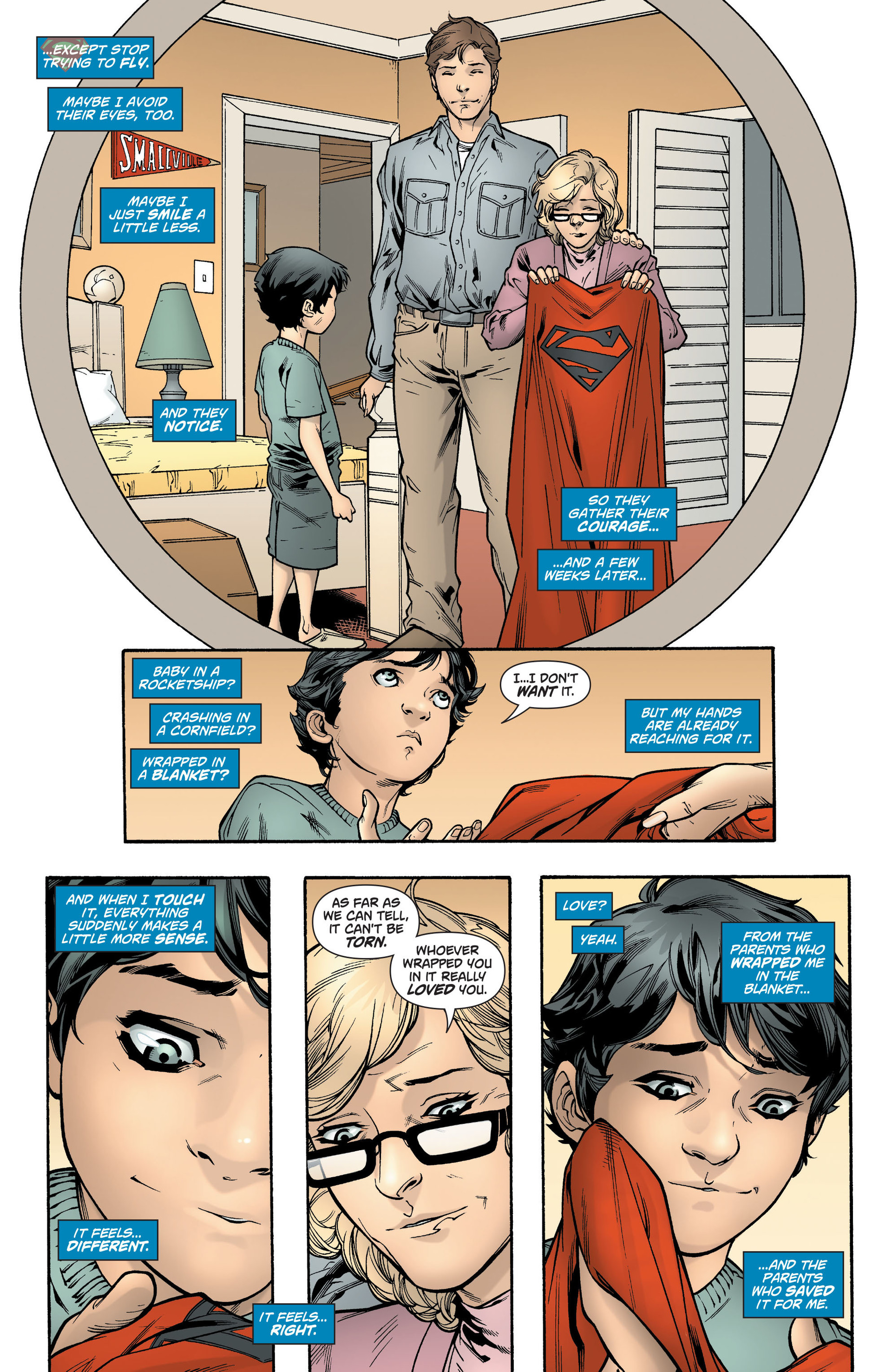 Read online Action Comics (2011) comic -  Issue #27 - 4