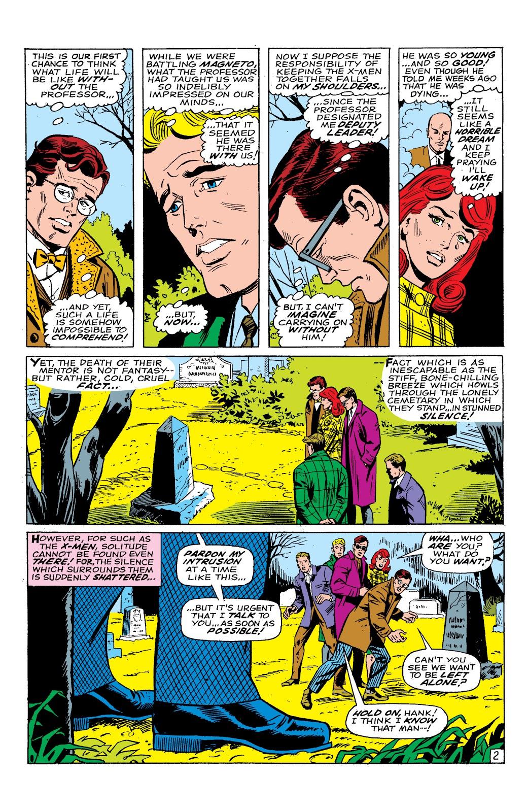 Uncanny X-Men (1963) issue 46 - Page 3
