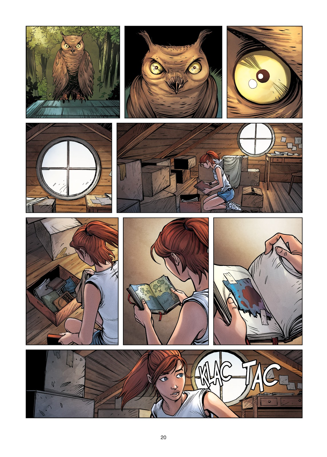 Read online Vigilantes comic -  Issue #3 - 20