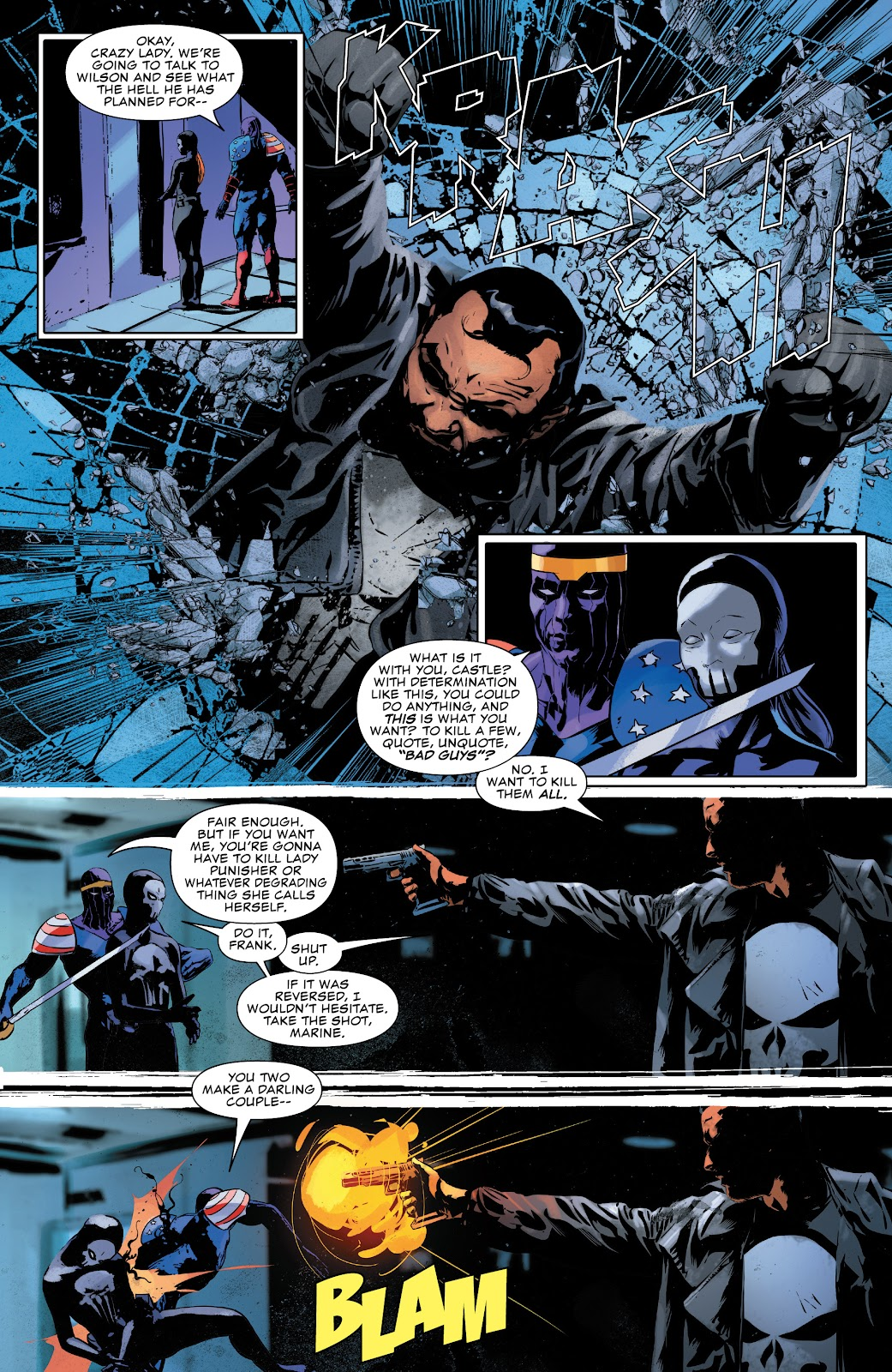 Read online The Punisher (2018) comic -  Issue #16 - 9