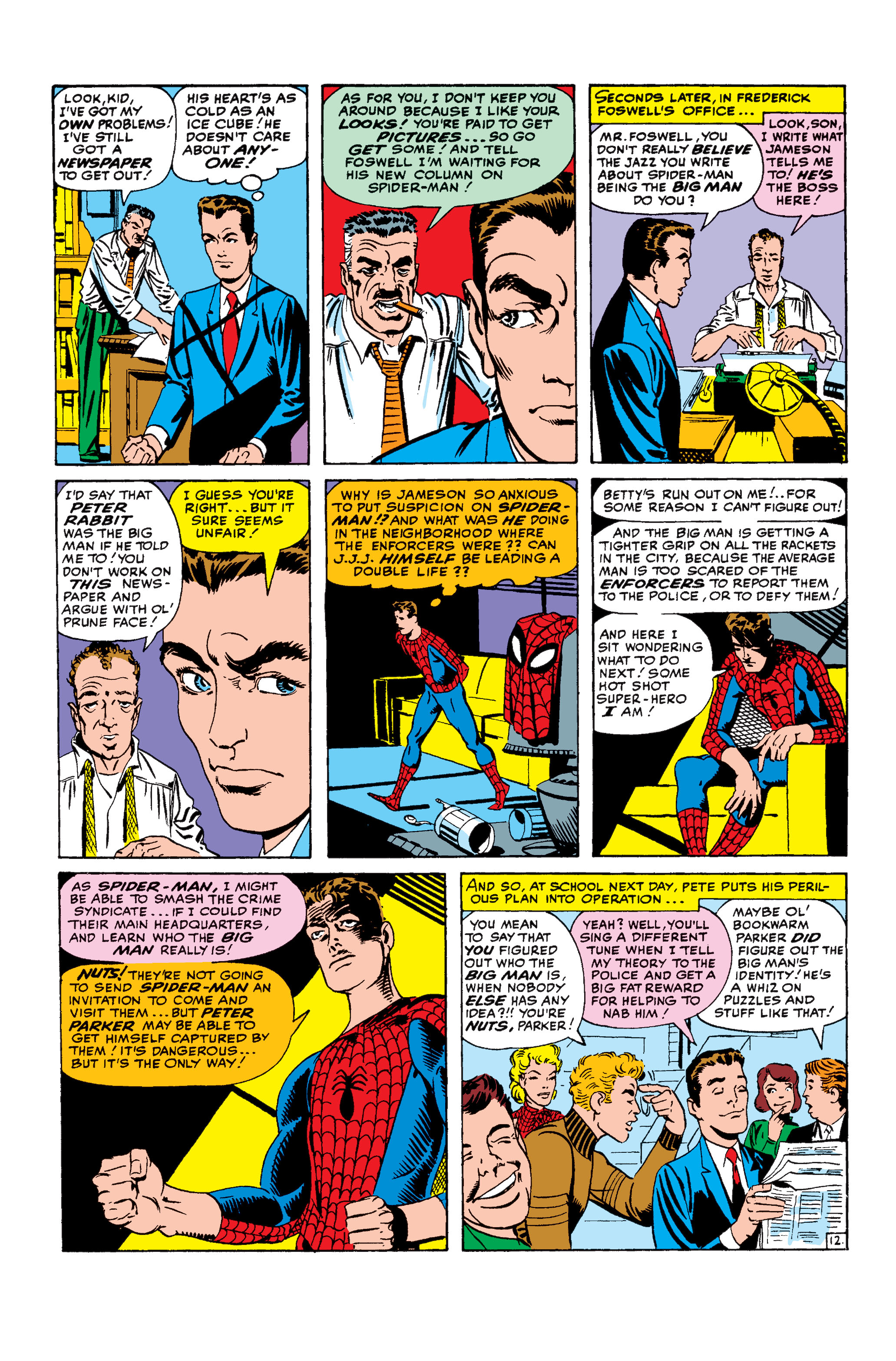 The Amazing Spider-Man (1963) 10 Page 12