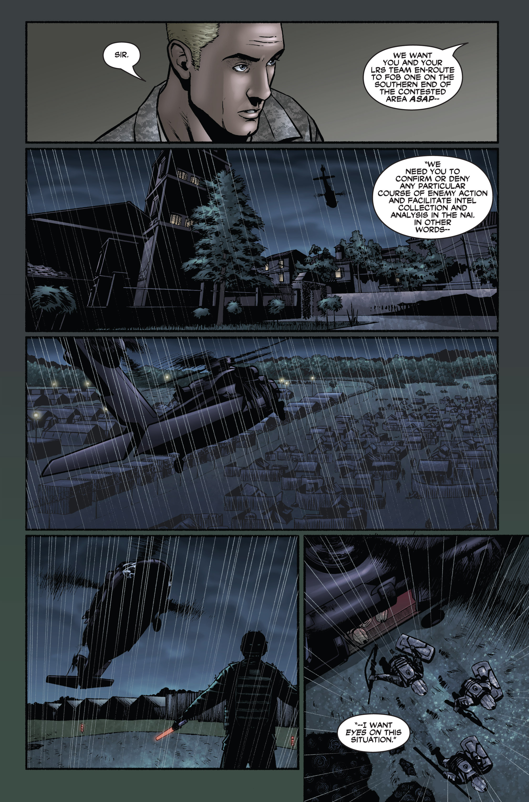Read online America's Army comic -  Issue #1 - 7