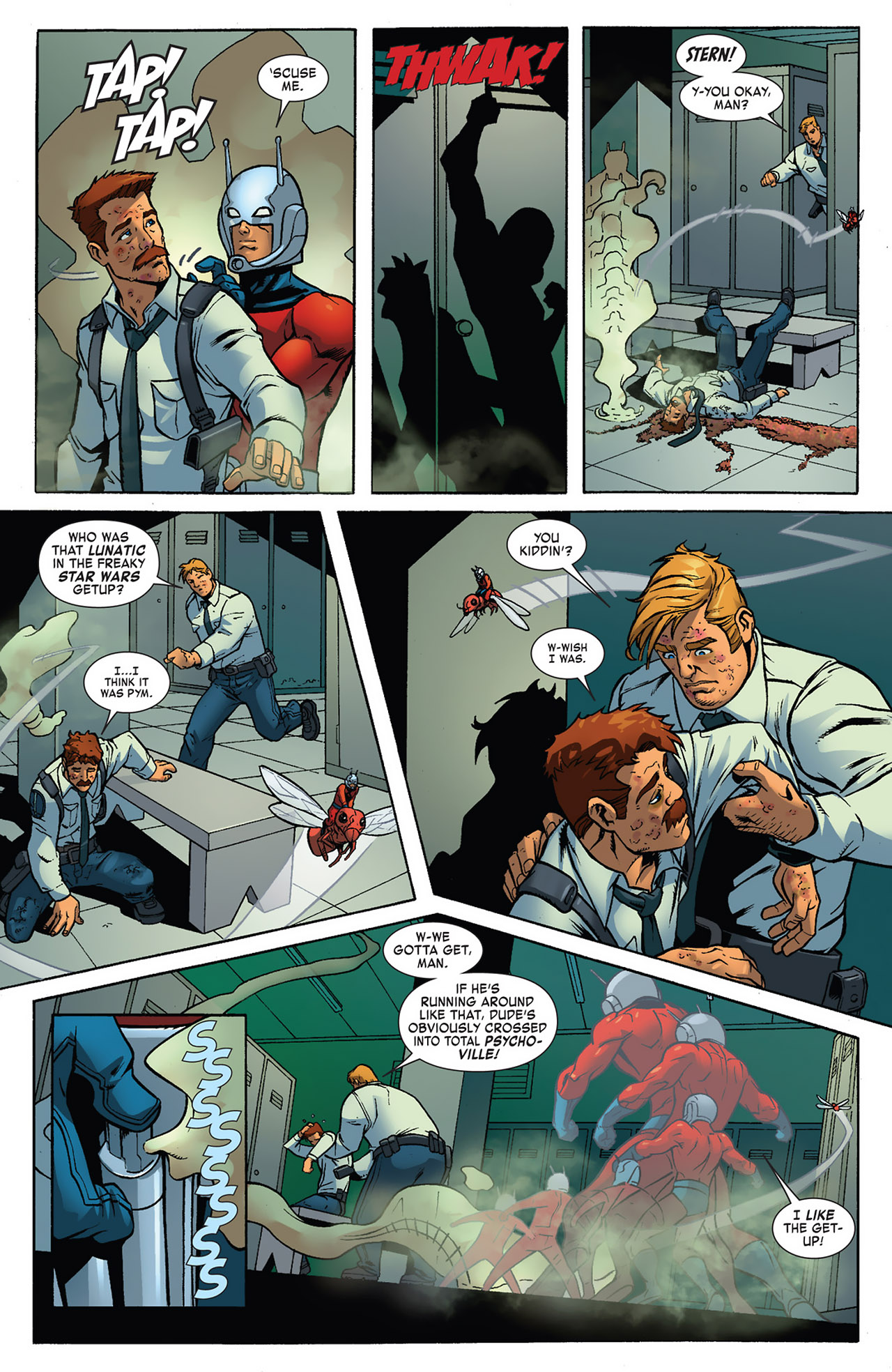 Read online Ant-Man: Season One comic -  Issue #Ant-Man: Season One Full - 52