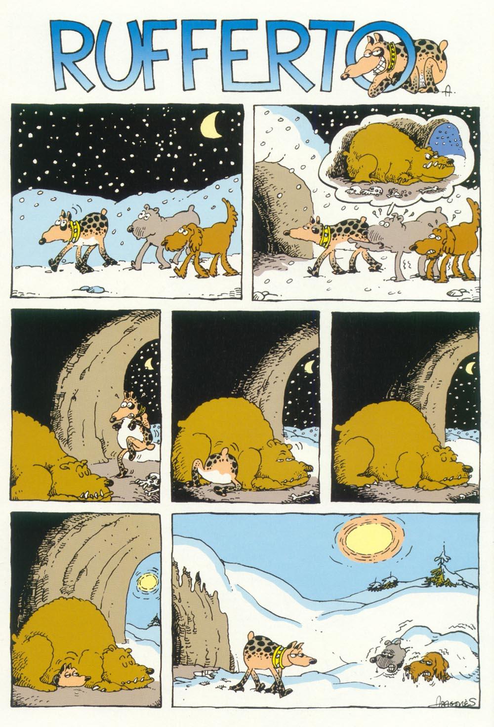 Read online Sergio Aragonés Groo the Wanderer comic -  Issue #102 - 31