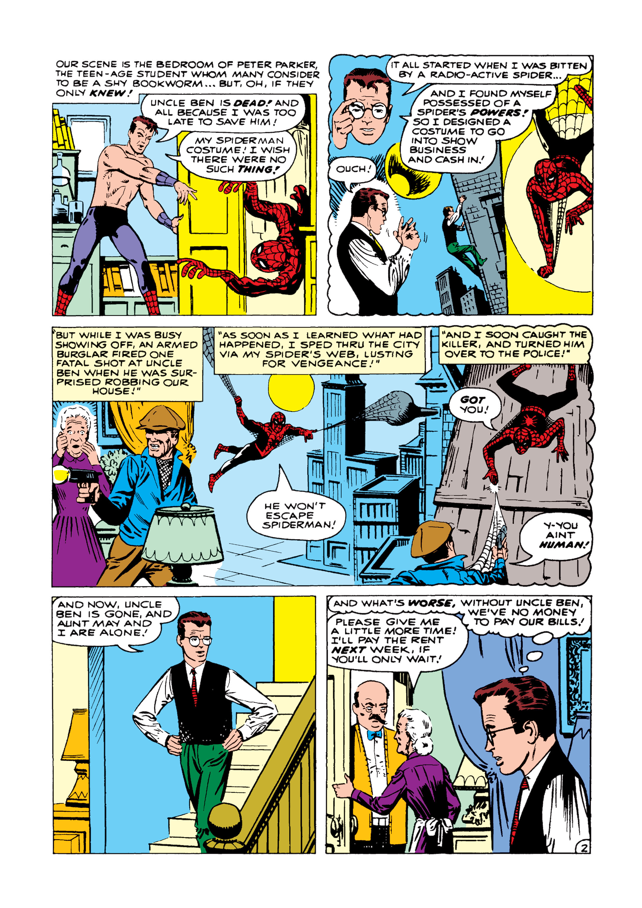 The Amazing Spider-Man (1963) 1 Page 2