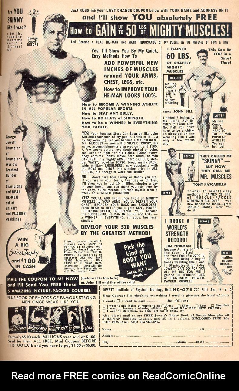 Read online Adventure Comics (1938) comic -  Issue #274 - 35