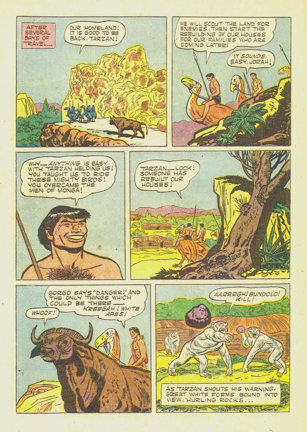 Tarzan (1948) issue 65 - Page 4