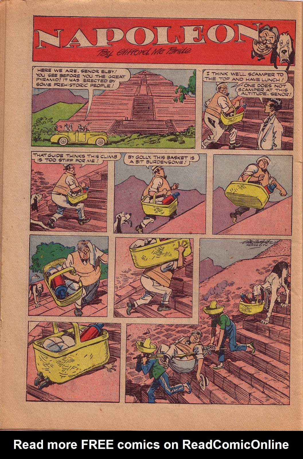 Read online Famous Funnies comic -  Issue #107 - 49