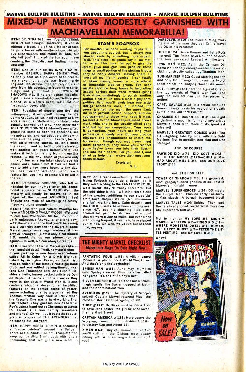 Read online Silver Surfer (1968) comic -  Issue #12 - 10