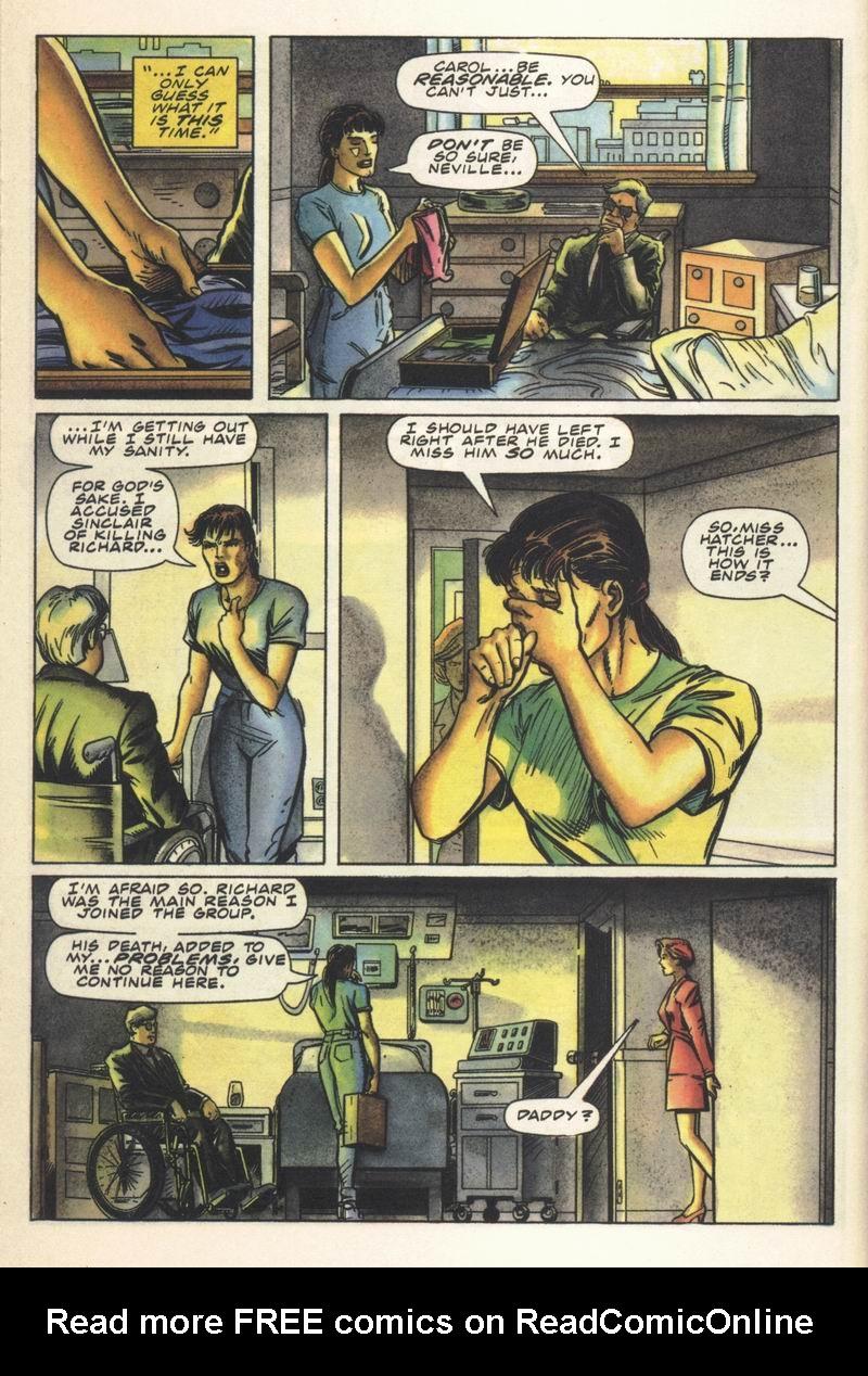 Read online Secret Weapons comic -  Issue #14 - 8