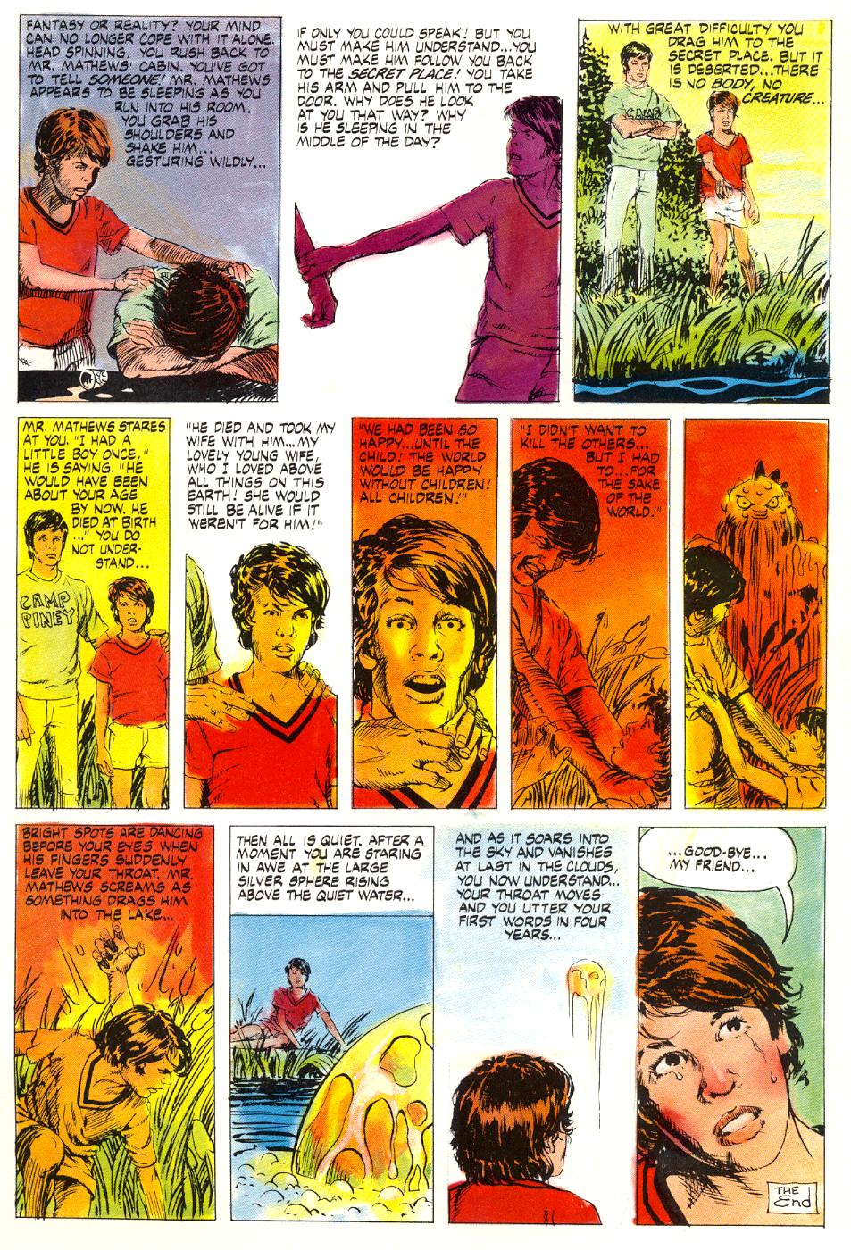 Read online Twisted Tales (1982) comic -  Issue #4 - 29