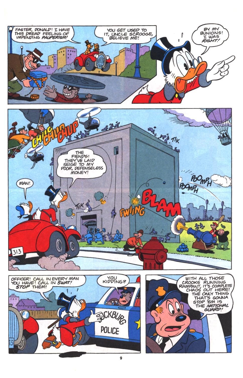 Read online Uncle Scrooge (1953) comic -  Issue #265 - 21