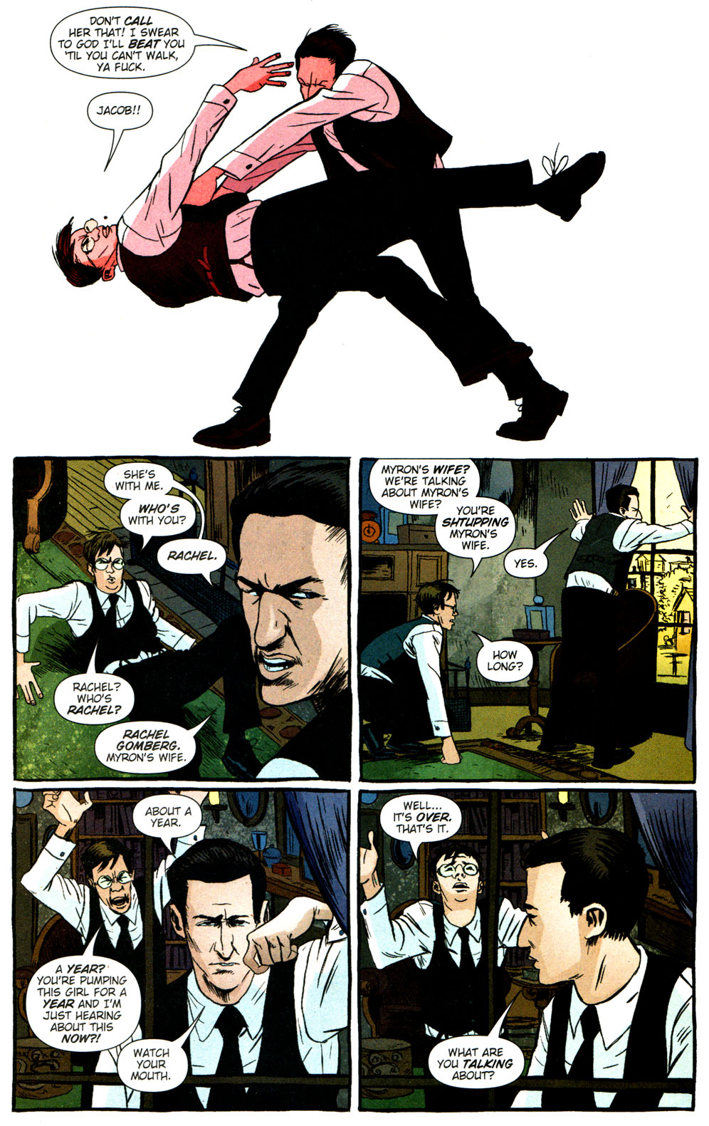 Read online Caper comic -  Issue #2 - 13