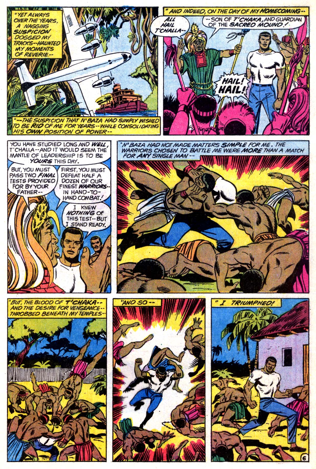 The Avengers (1963) 87 Page 6
