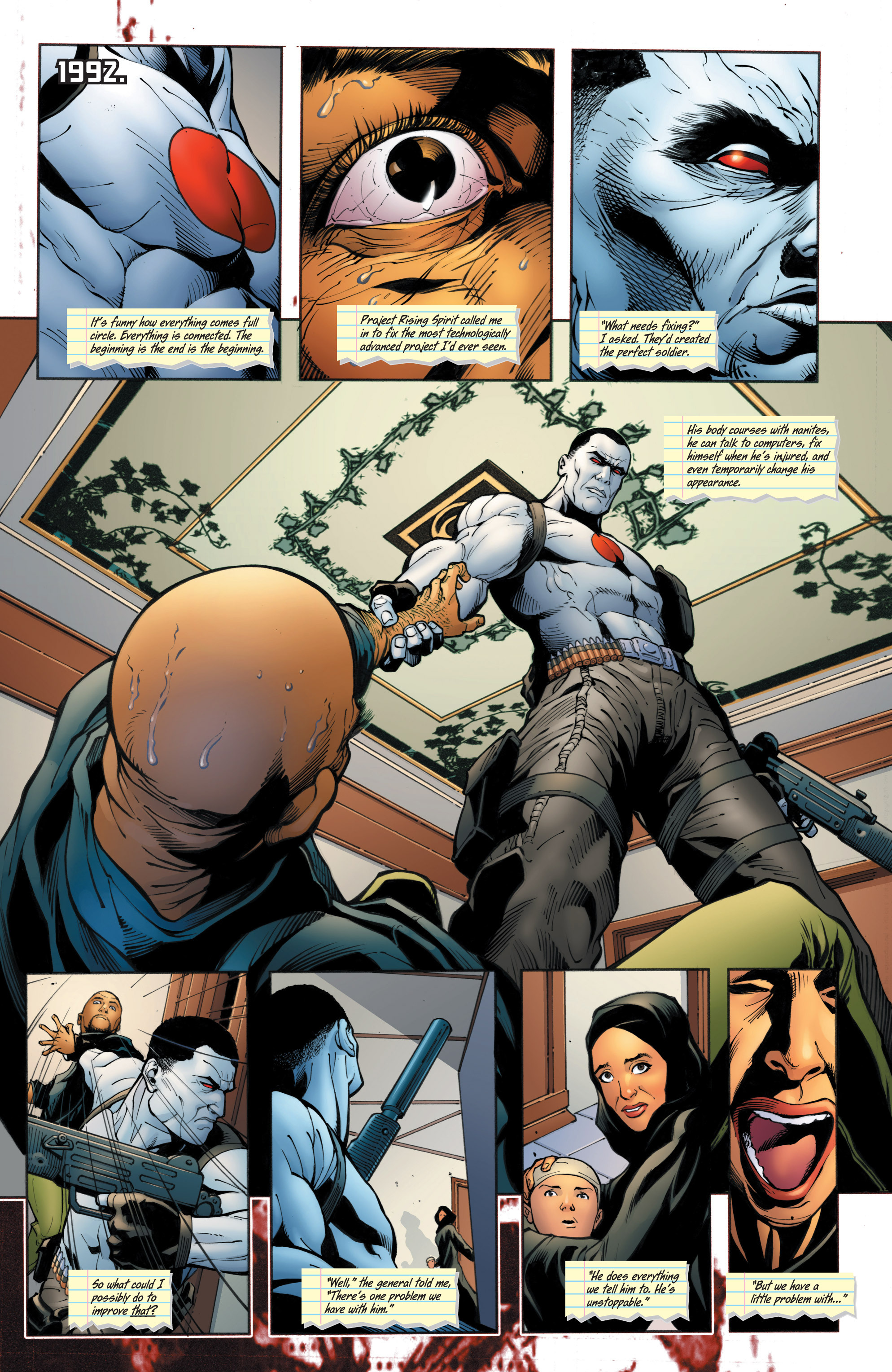 Read online Bloodshot and H.A.R.D.Corps comic -  Issue # TPB 4 - 100