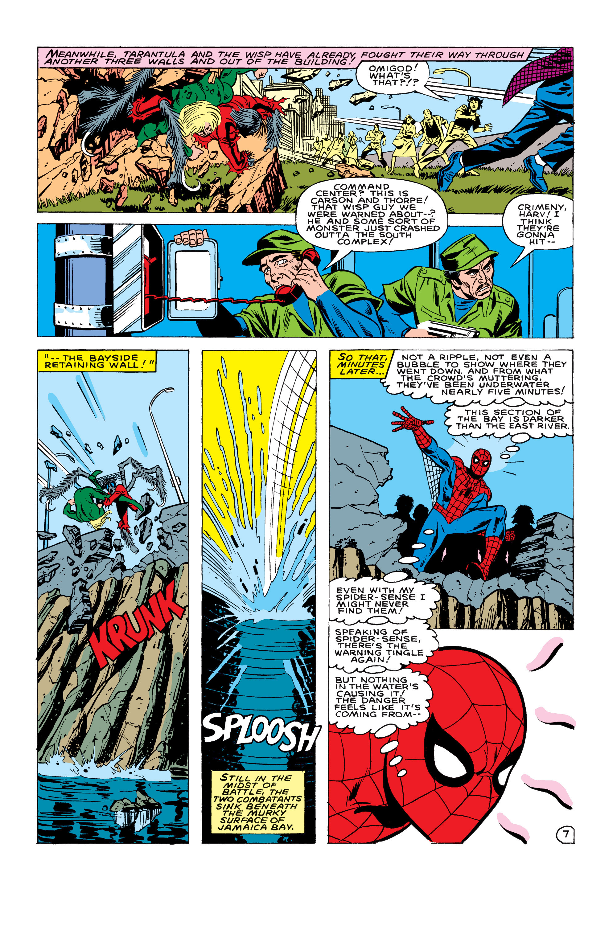 The Amazing Spider-Man (1963) 235 Page 7