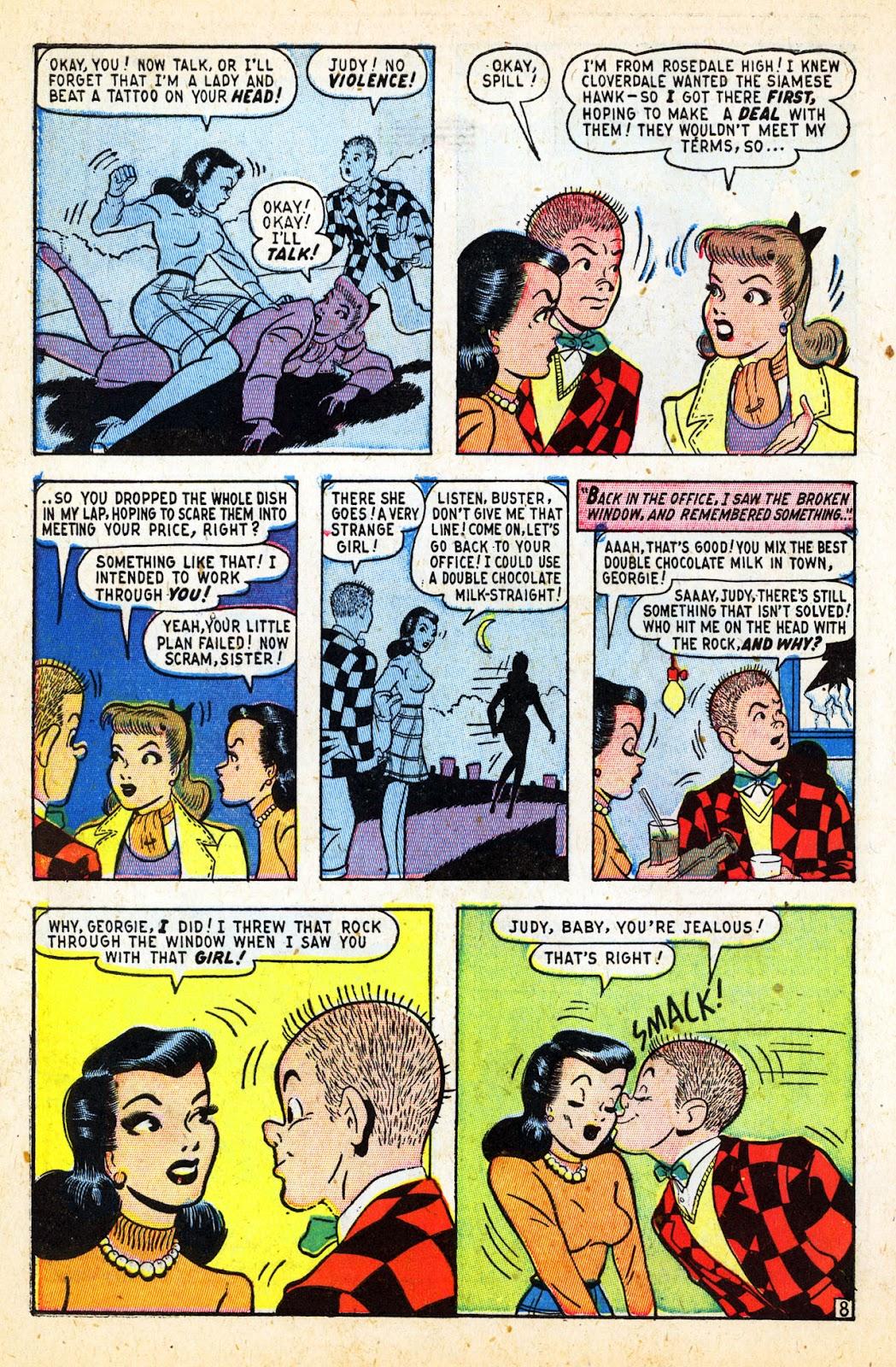 Georgie Comics (1945) issue 17 - Page 10