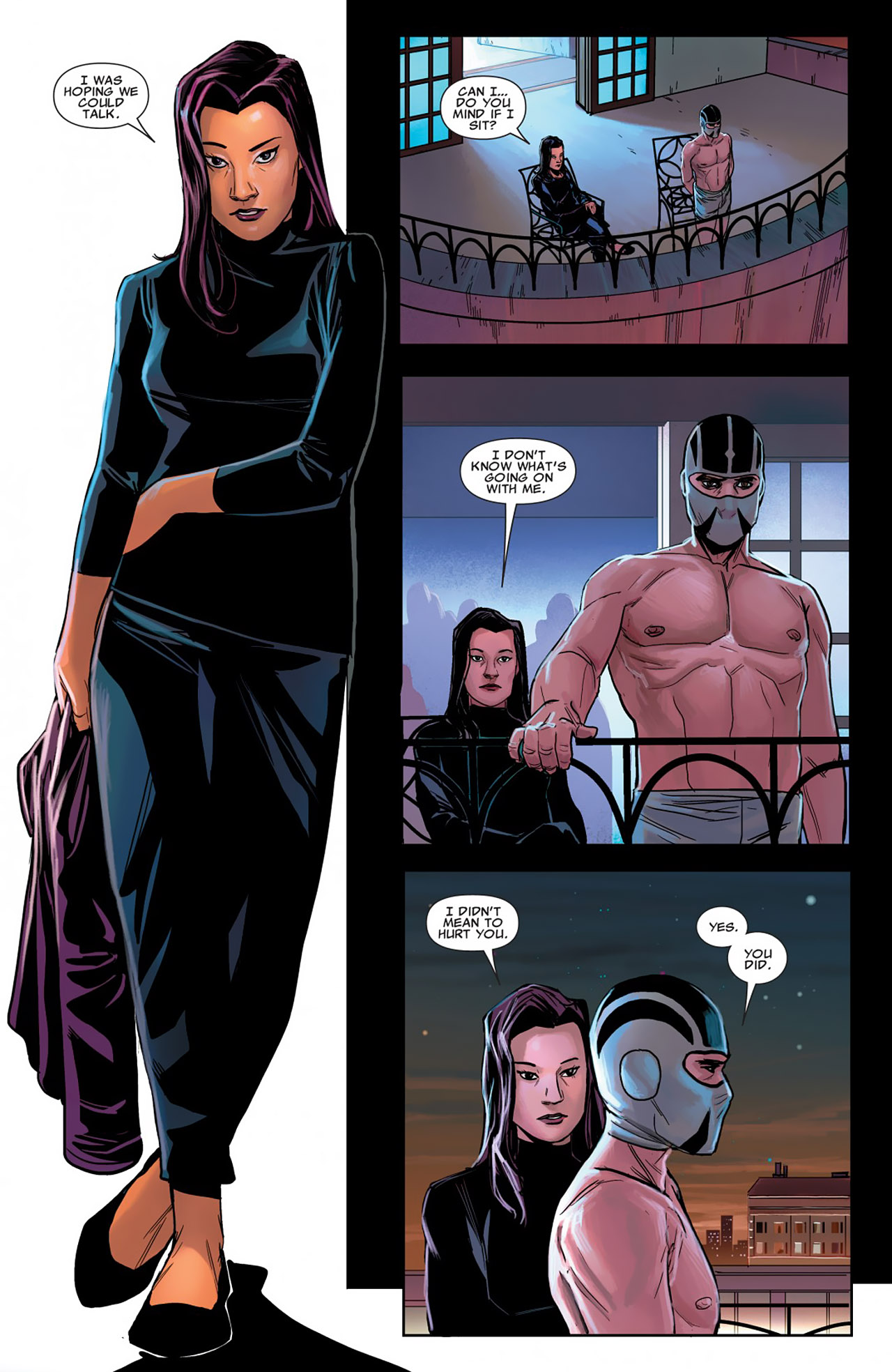 Read online Uncanny X-Force (2010) comic -  Issue #26 - 6