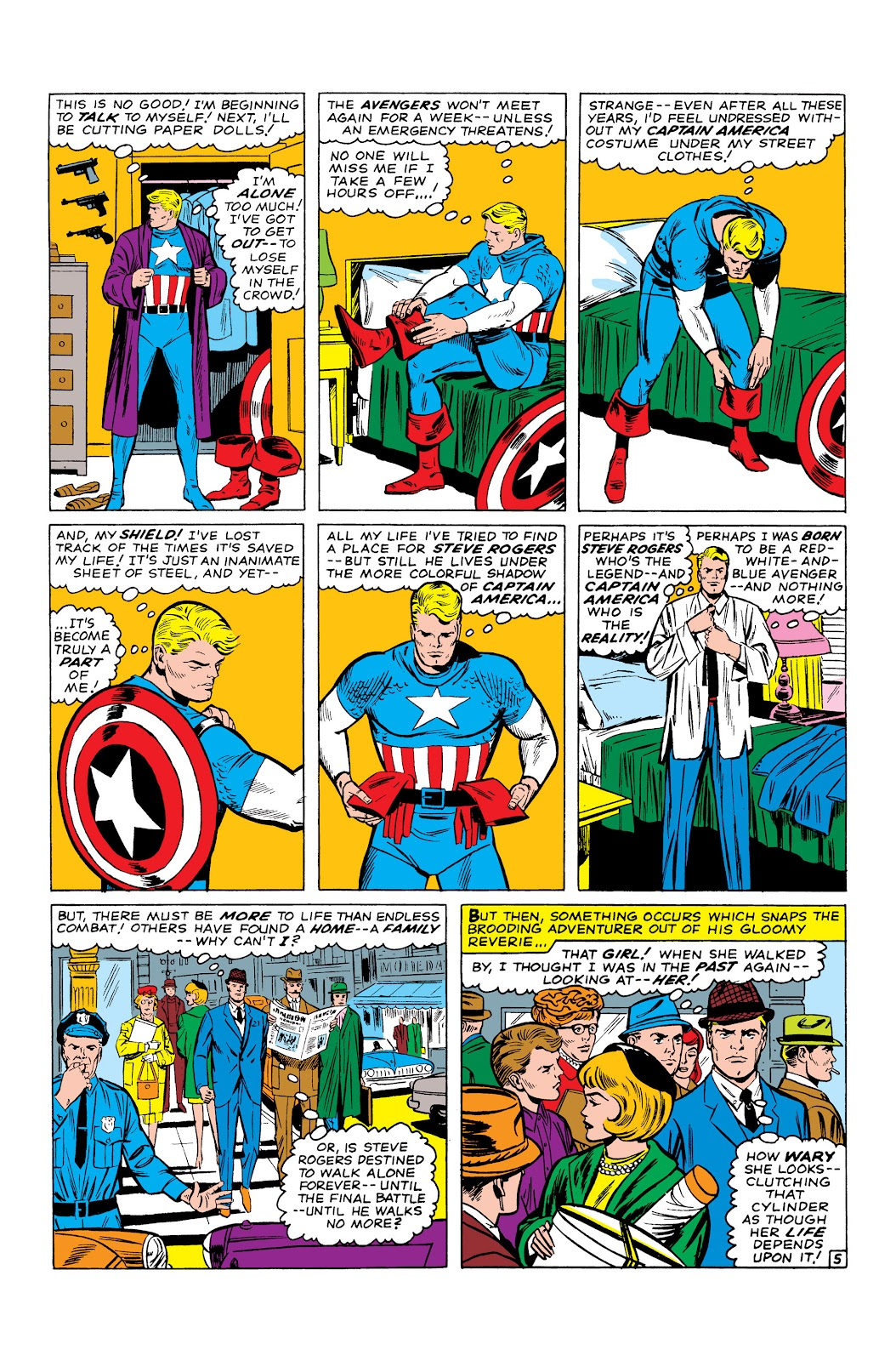 Read online Marvel Masterworks: The Invincible Iron Man comic -  Issue # TPB 3 (Part 3) - 27