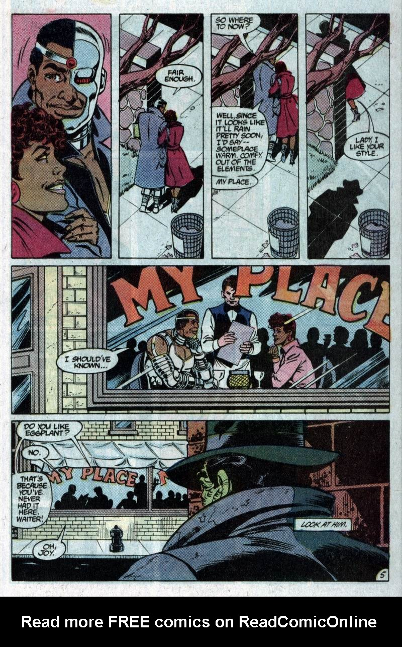 Teen Titans Spotlight issue 13 - Page 6