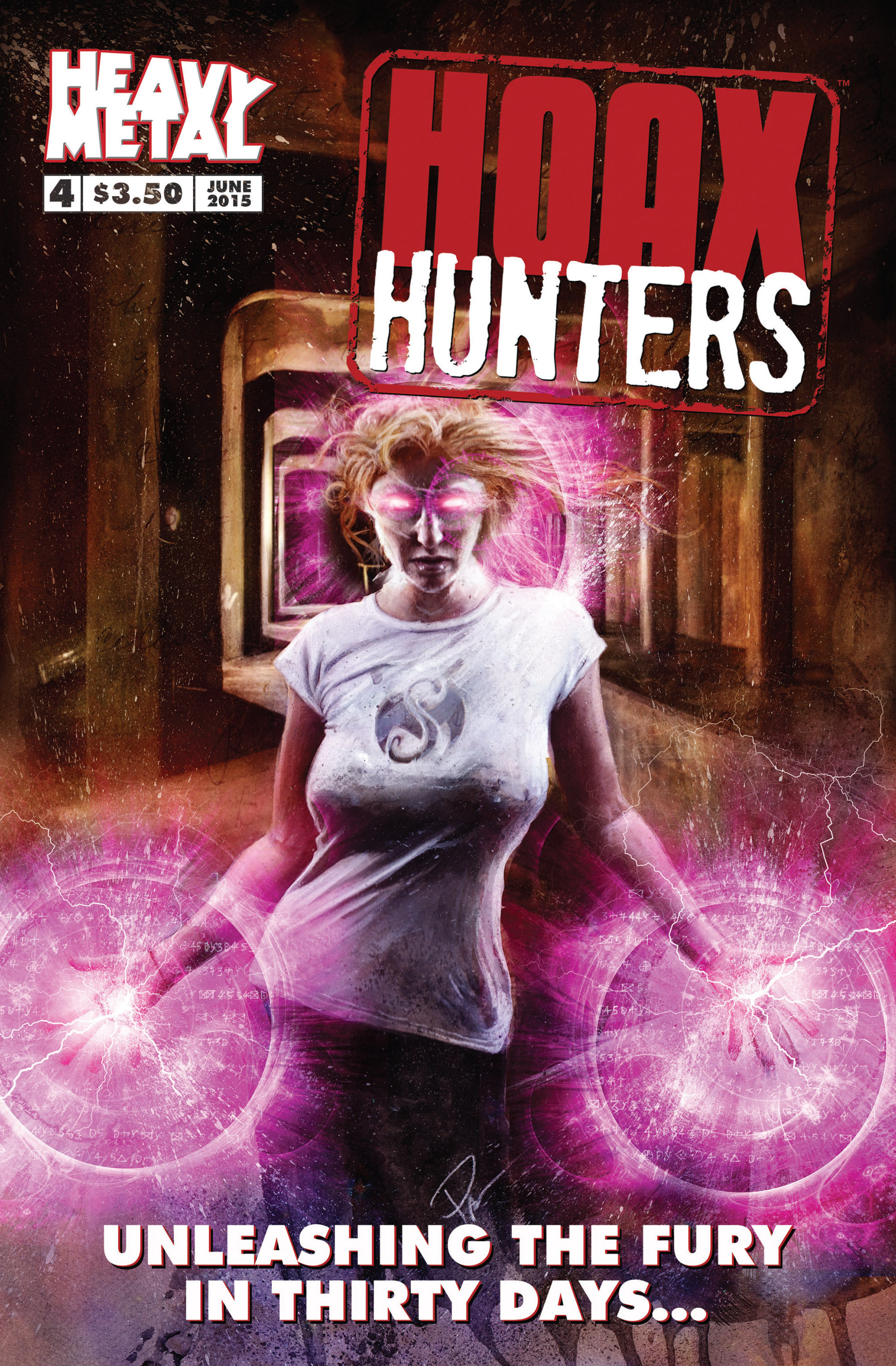 Read online Hoax Hunters (2015) comic -  Issue #3 - 27
