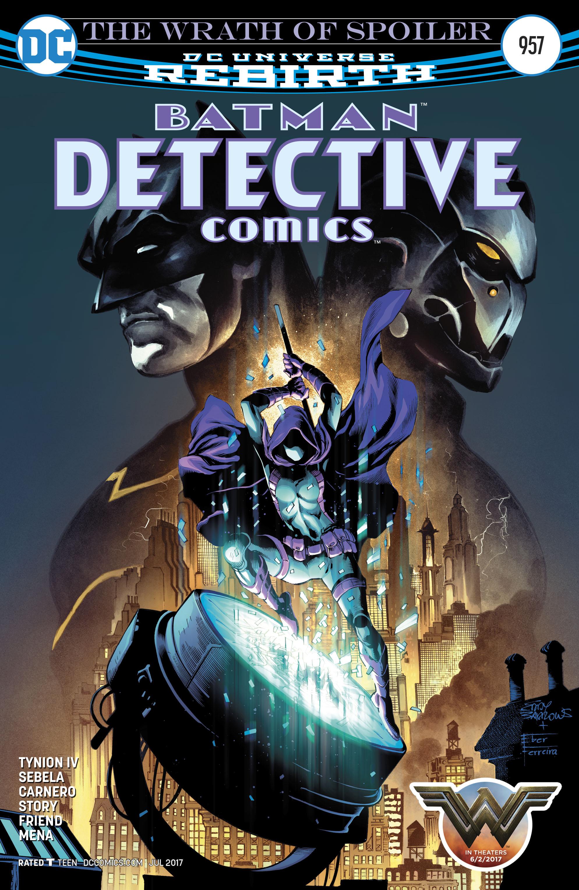Read online Detective Comics (2016) comic -  Issue #957 - 1