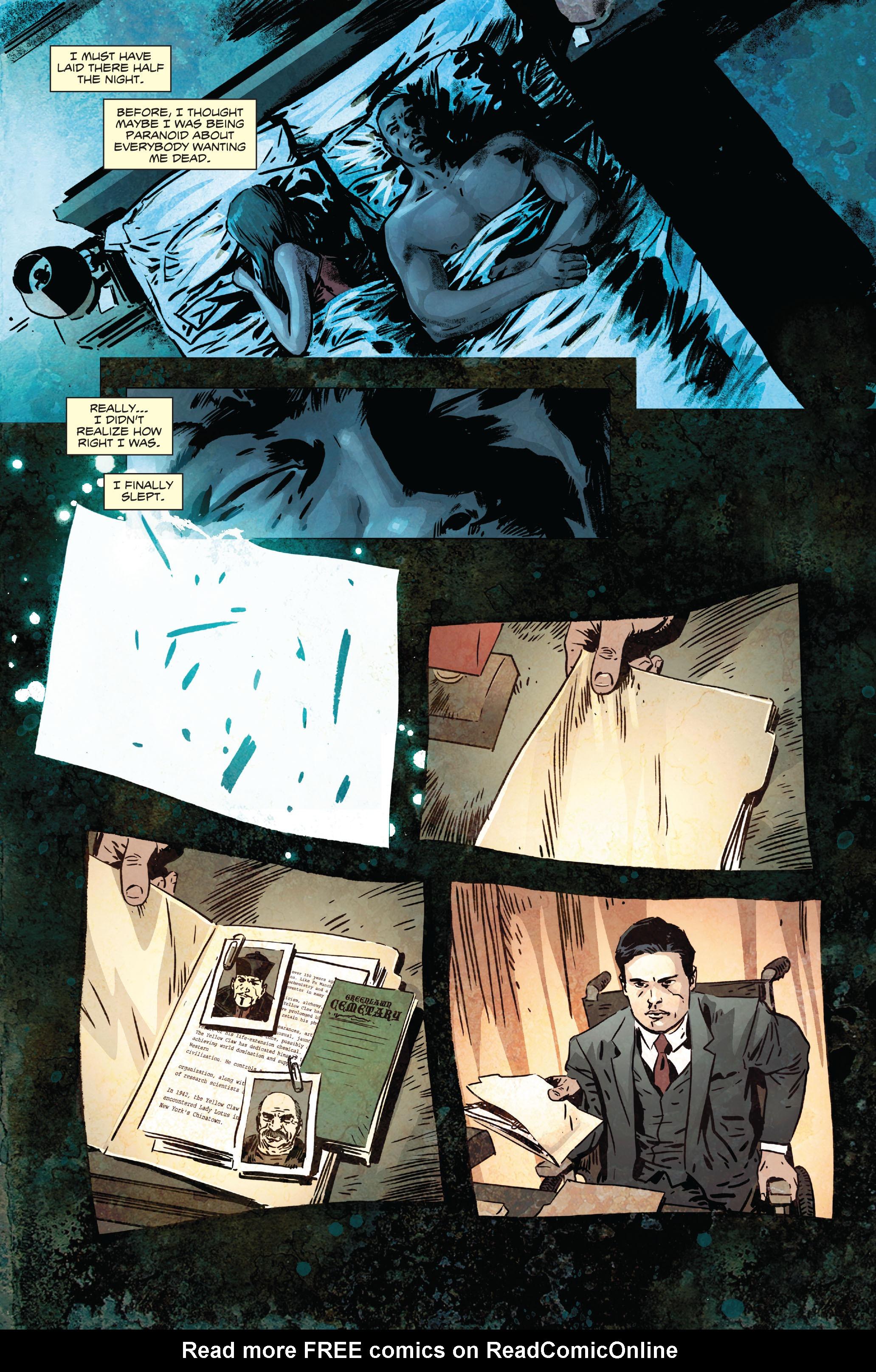 Read online Atlas comic -  Issue #1 - 11
