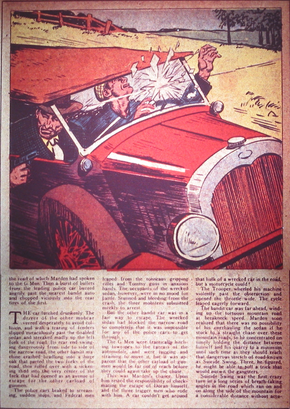 Read online Detective Comics (1937) comic -  Issue #3 - 37