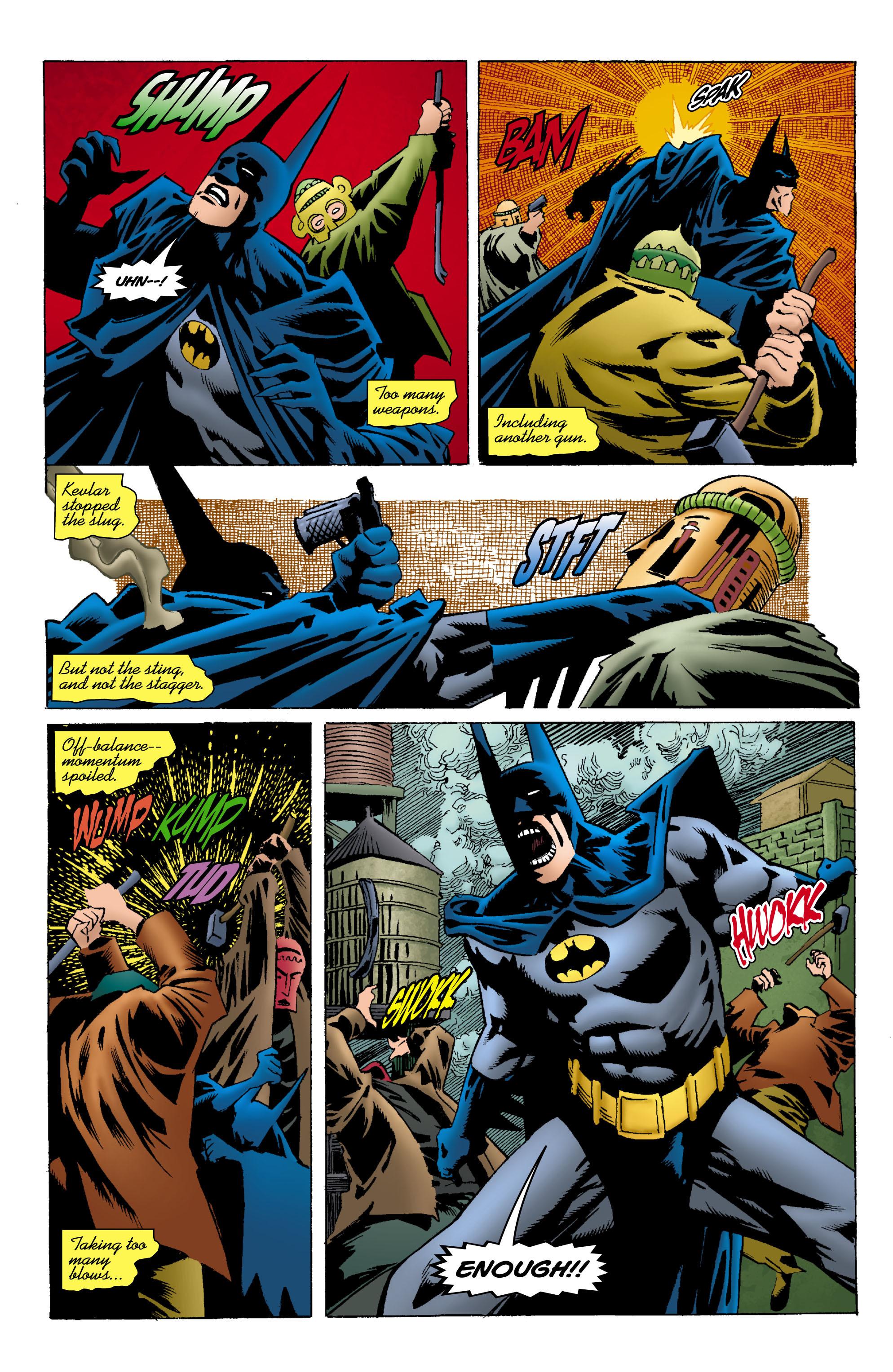 Read online Batman: Unseen comic -  Issue #1 - 5
