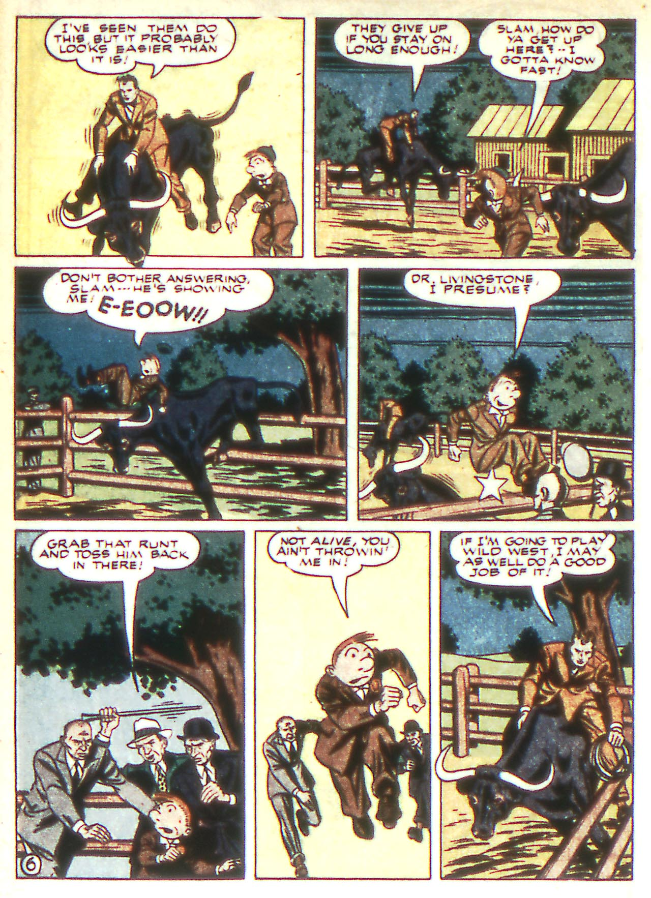 Read online Detective Comics (1937) comic -  Issue #81 - 22