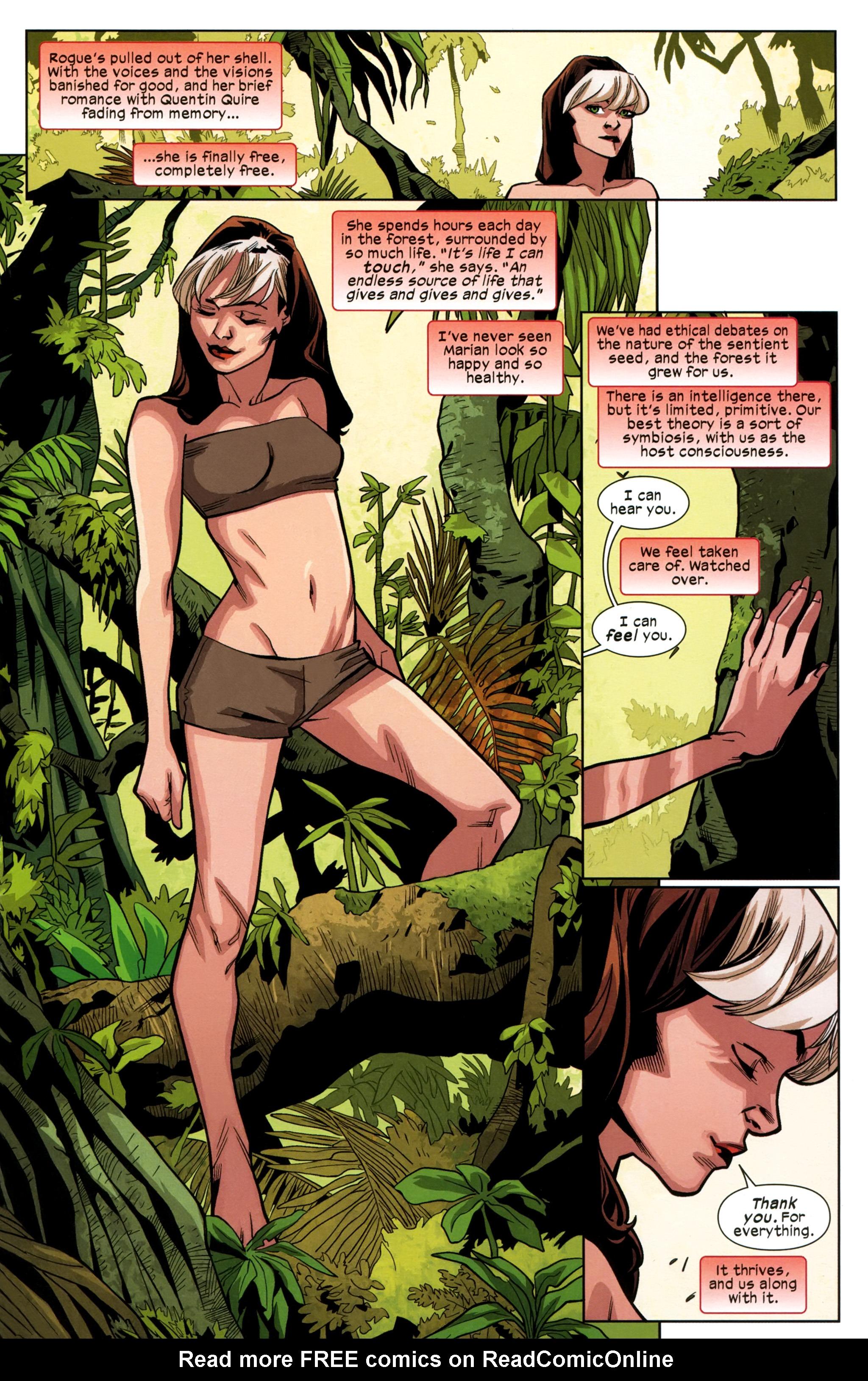 Read online Ultimate Comics X-Men comic -  Issue #24 - 10