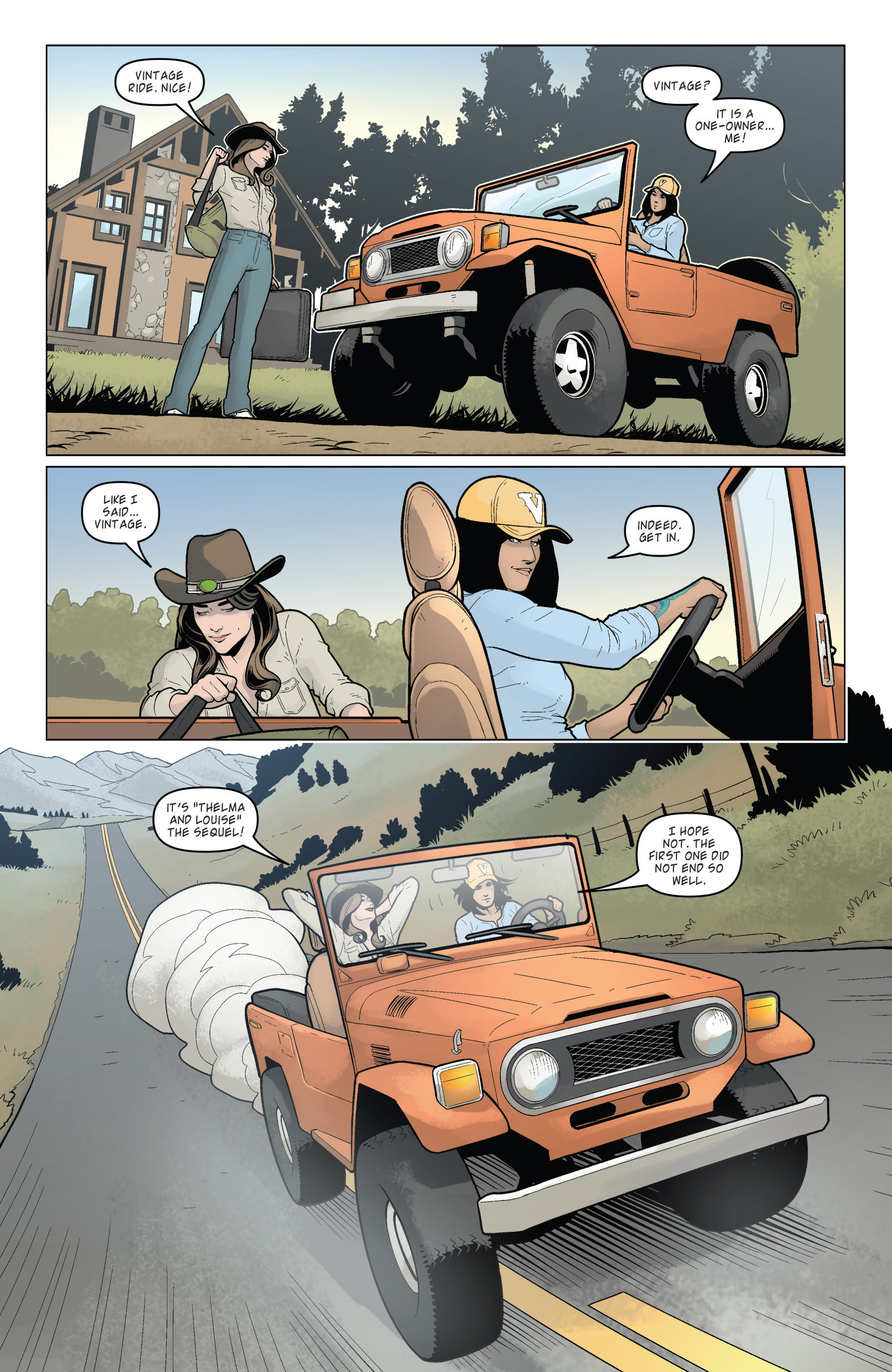 Read online Wynonna Earp (2016) comic -  Issue #7 - 10