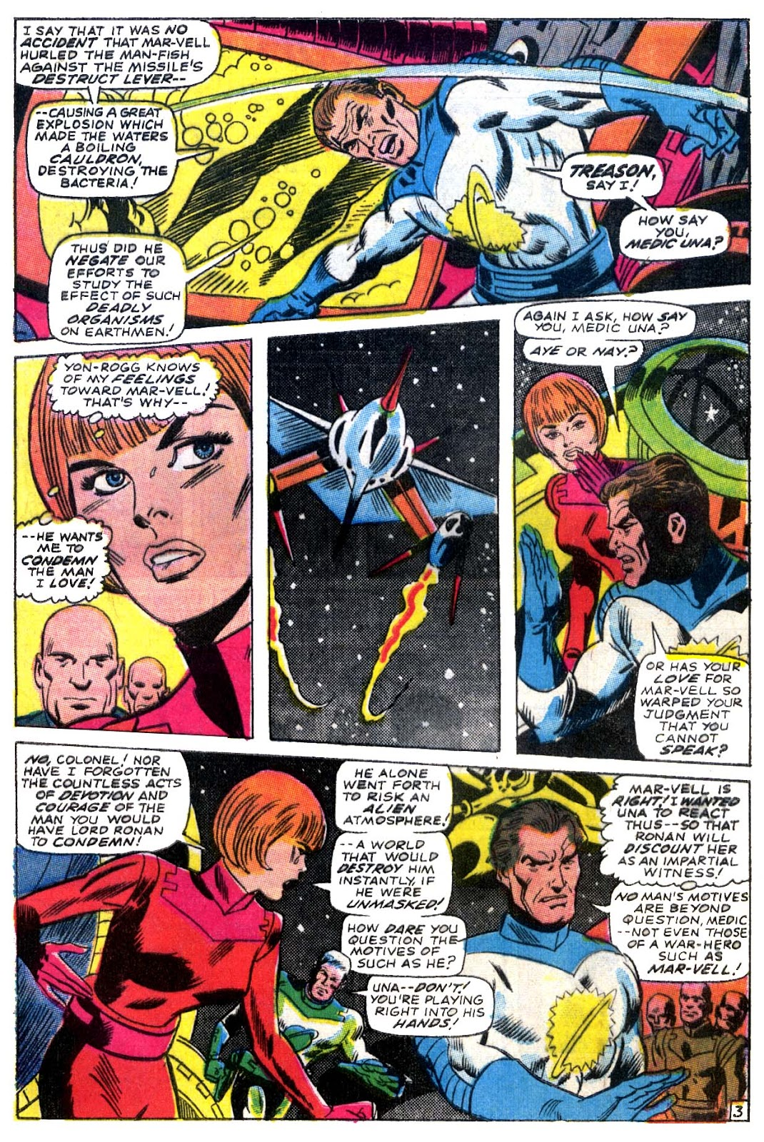 Captain Marvel (1968) issue 5 - Page 4