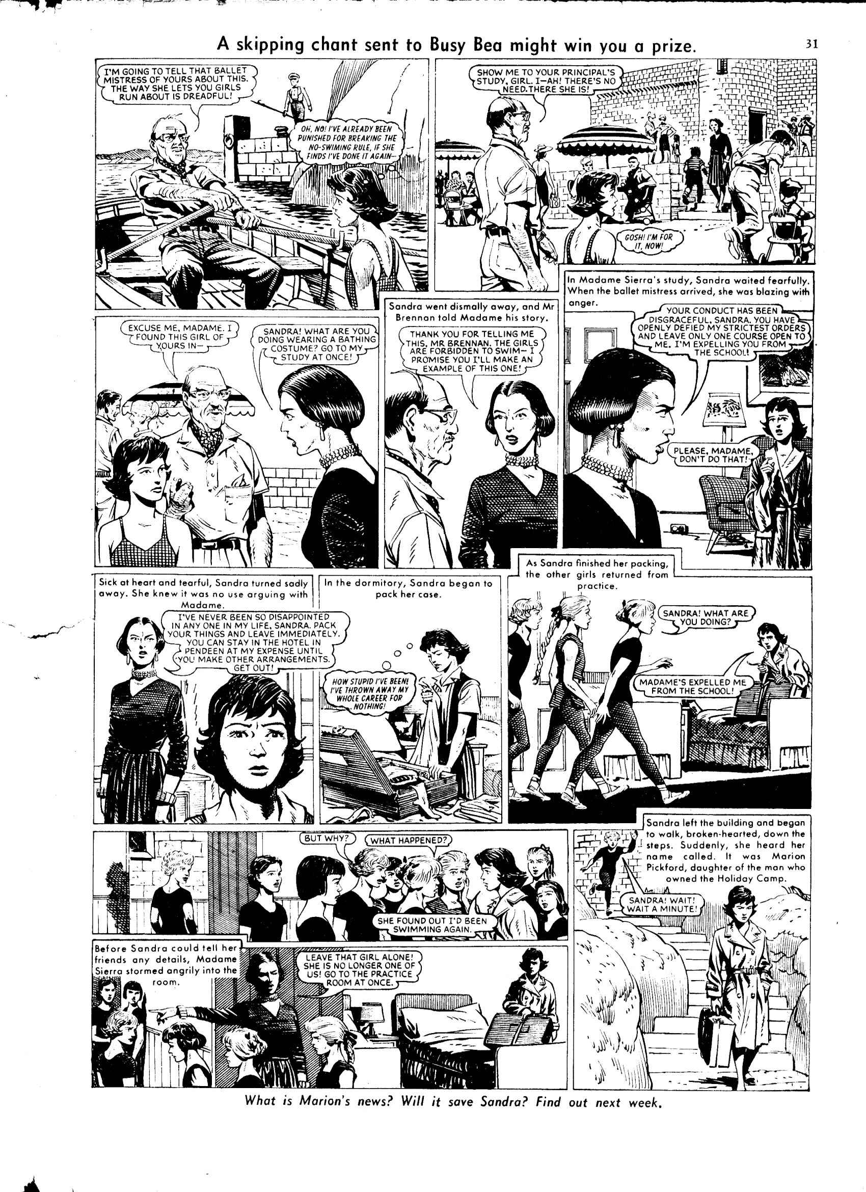 Read online Judy comic -  Issue #60 - 31