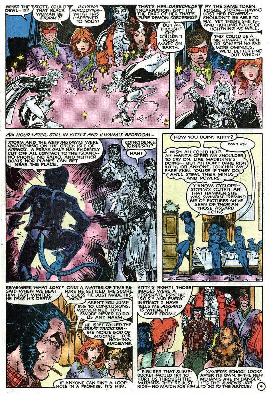 Read online Uncanny X-Men (1963) comic -  Issue # _Annual 9 - 6