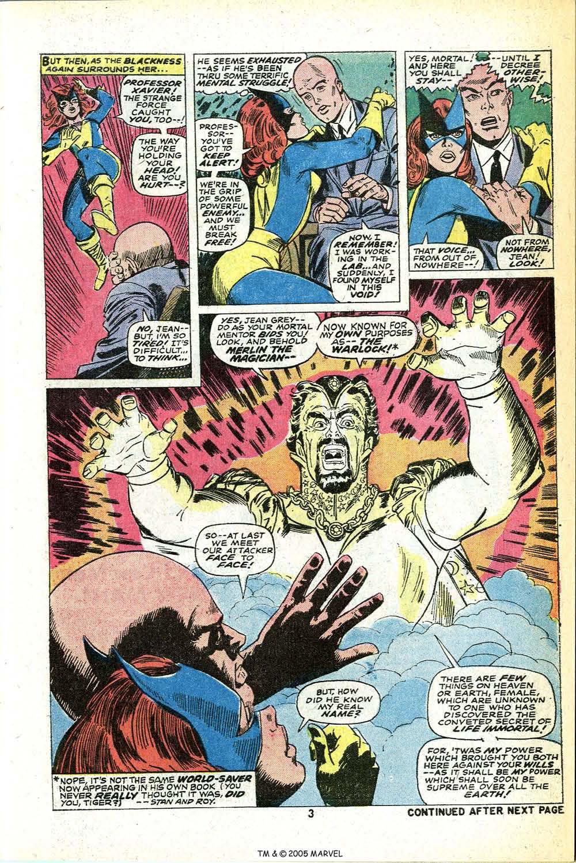 Read online Uncanny X-Men (1963) comic -  Issue #78 - 5