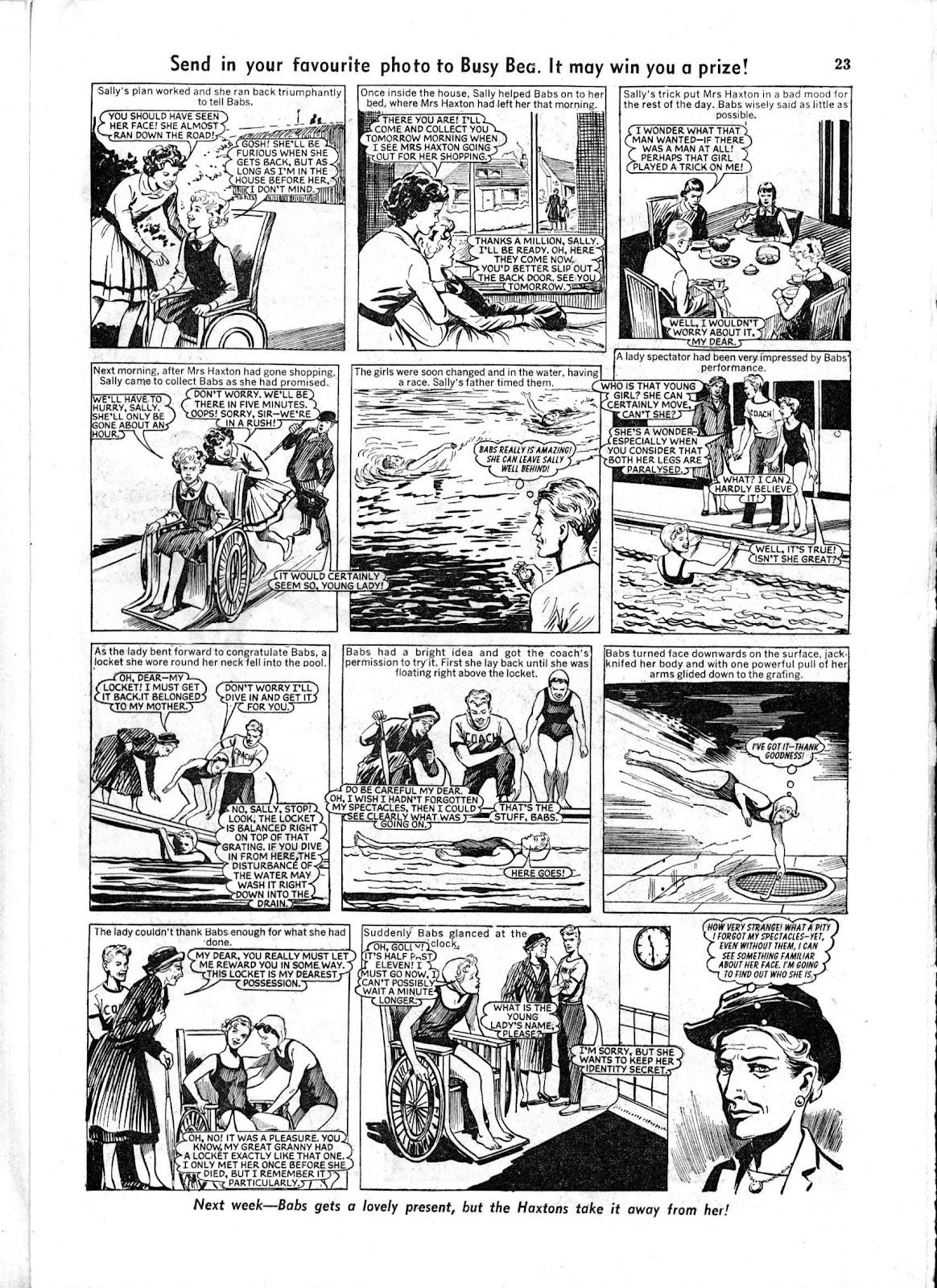 Comic Judy issue 70