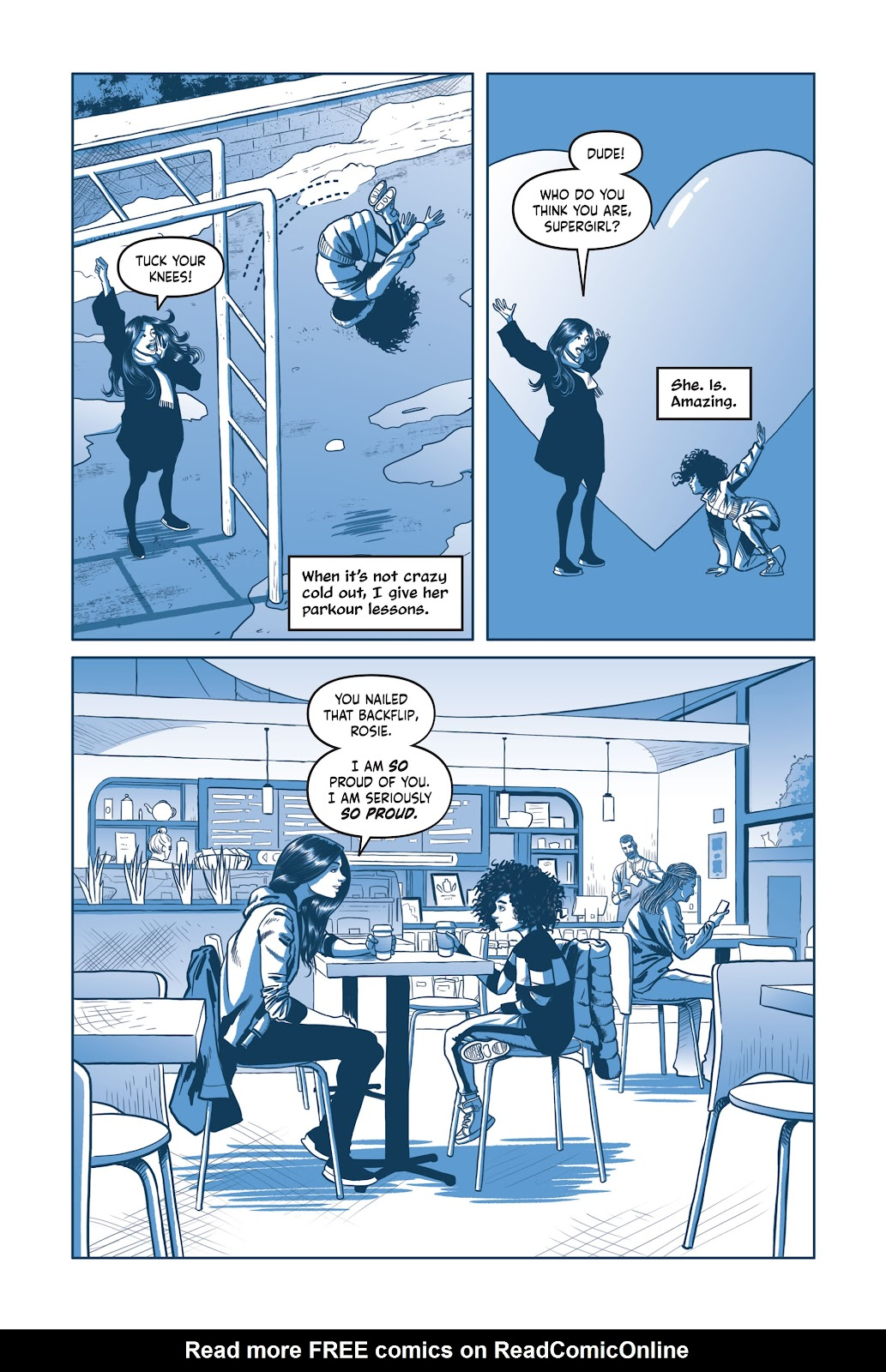 Read online Under the Moon: A Catwoman Tale comic -  Issue # TPB (Part 2) - 23