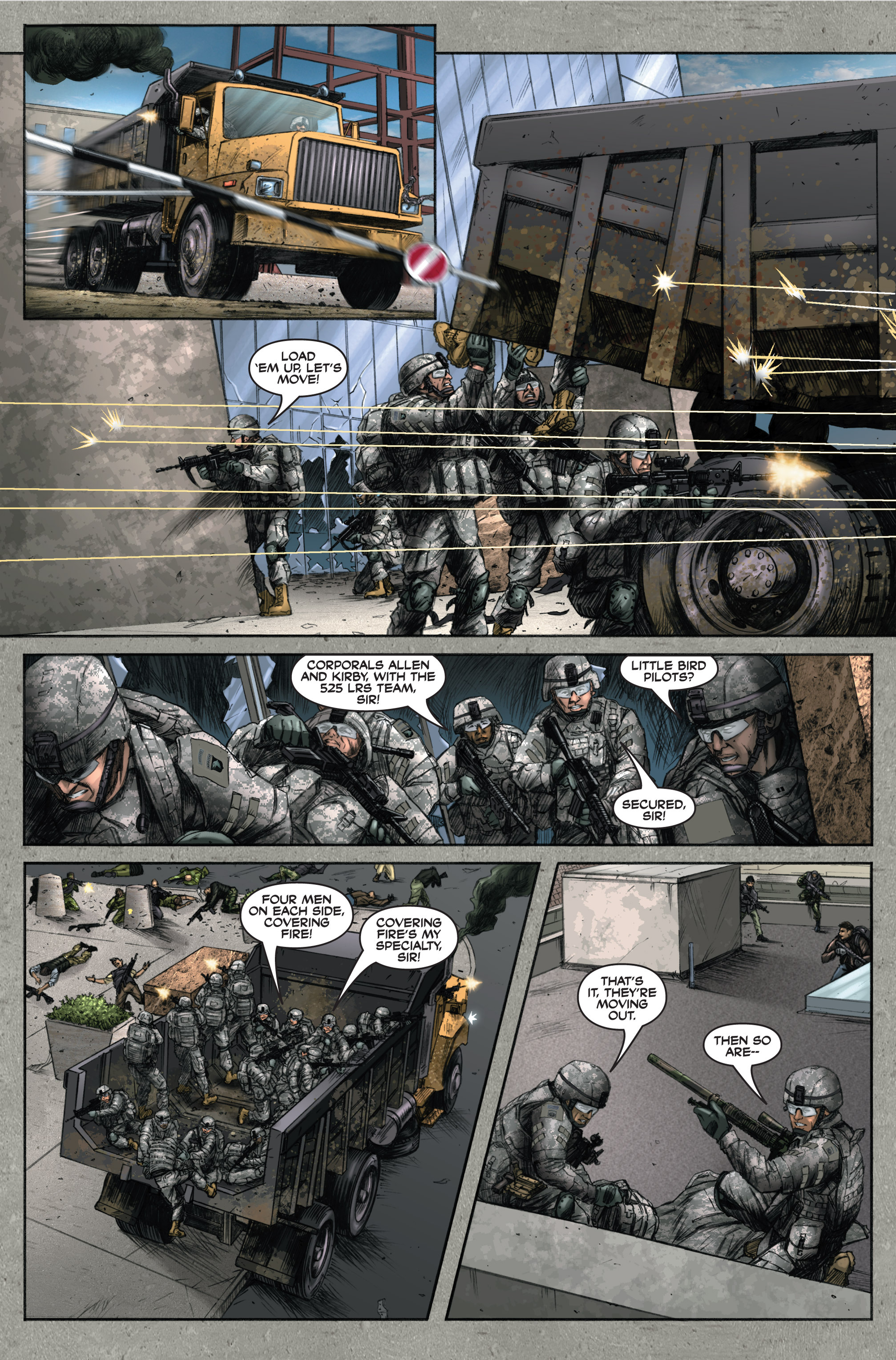 Read online America's Army comic -  Issue #6 - 30