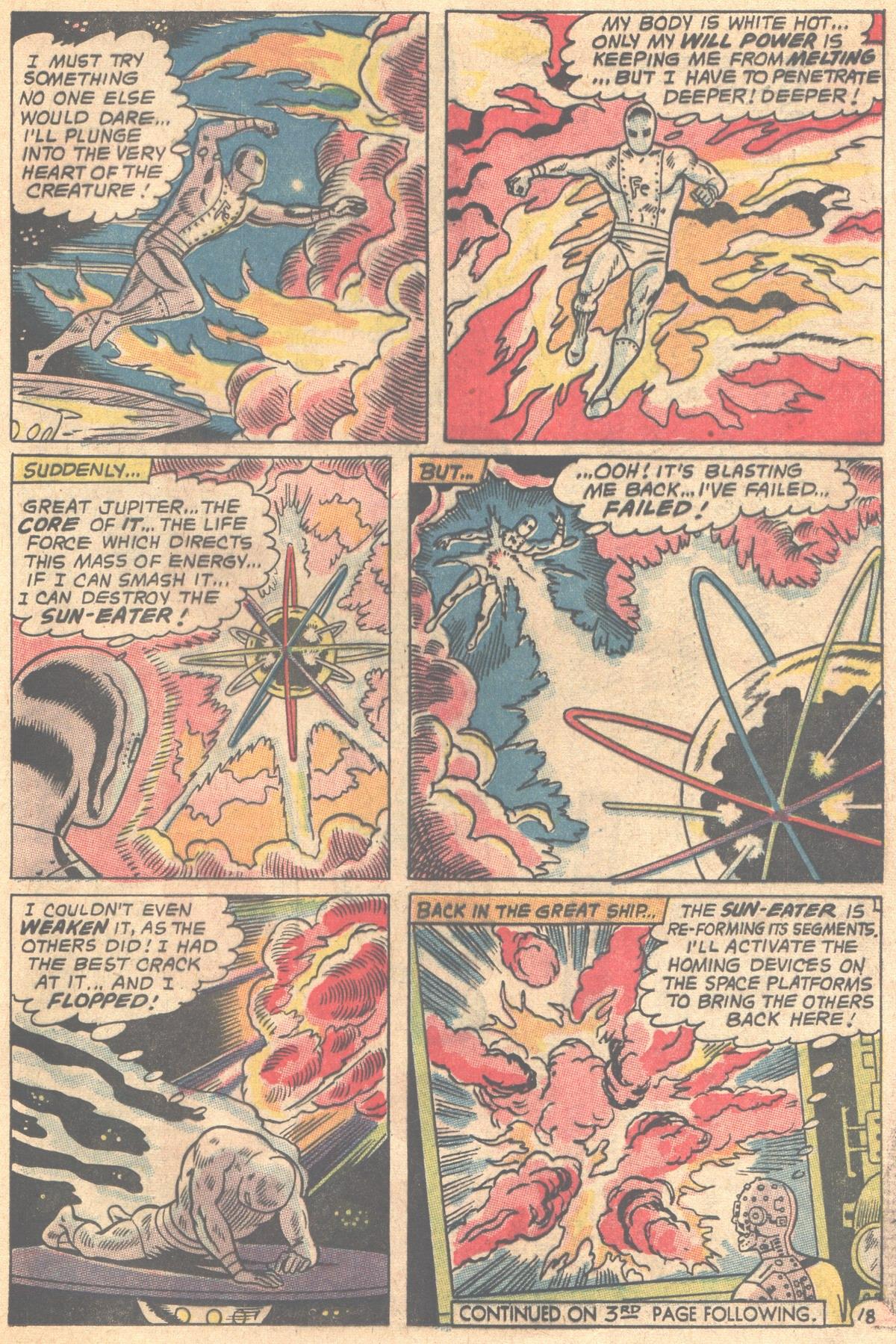Read online Adventure Comics (1938) comic -  Issue #353 - 25