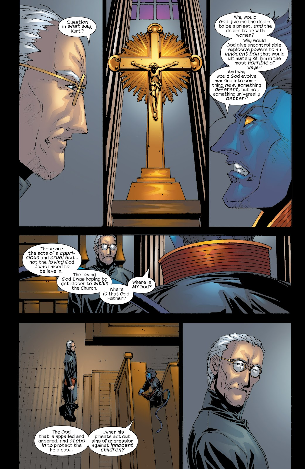 Read online X-Men: Unstoppable comic -  Issue # TPB (Part 3) - 59