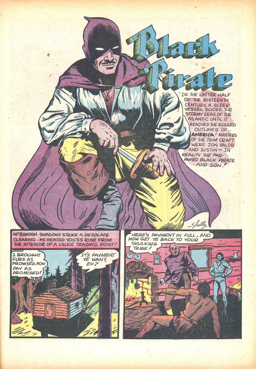 Read online Sensation (Mystery) Comics comic -  Issue #13 - 17